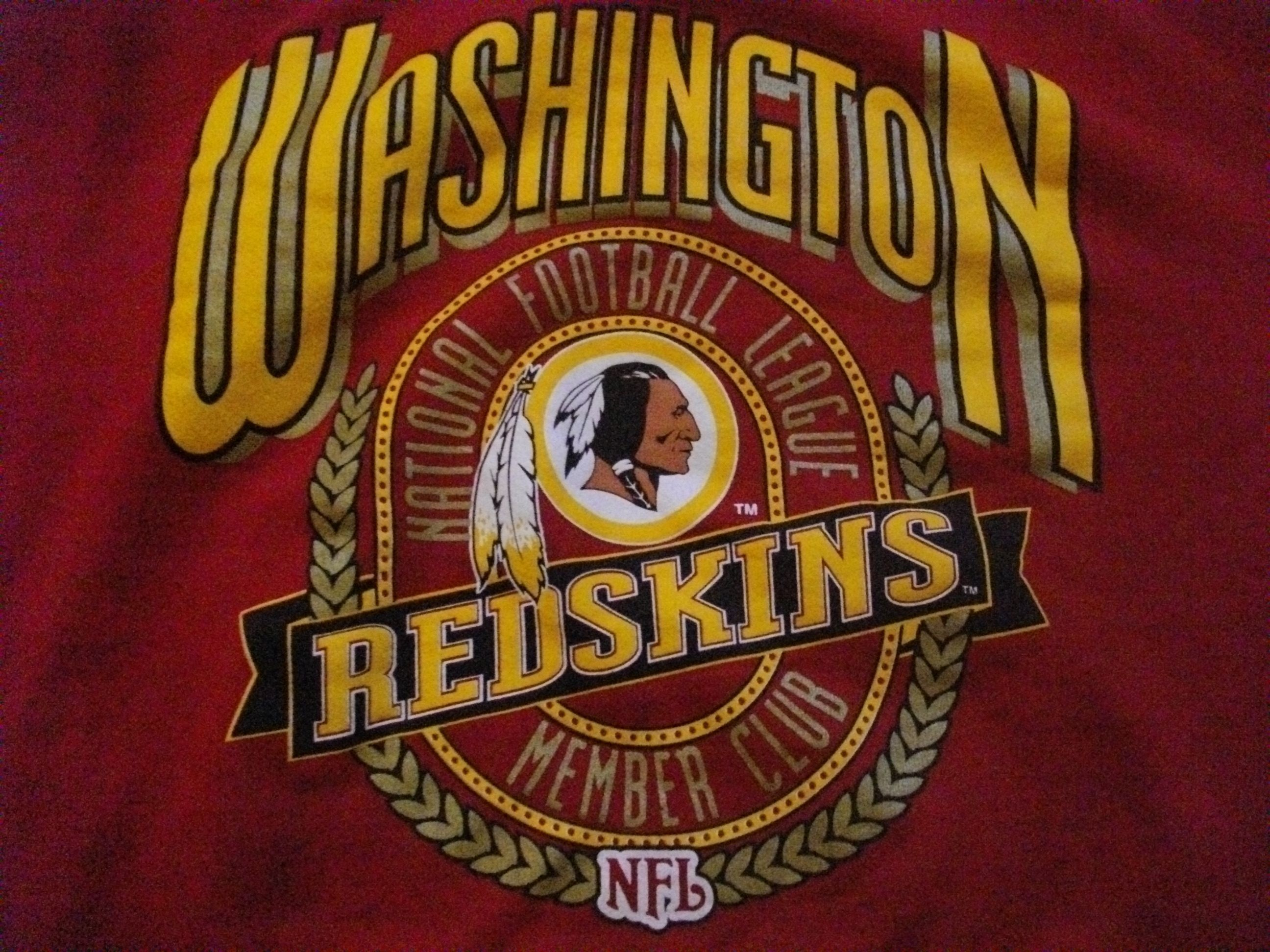 2592x1944 Redskins wallpaper for ipad