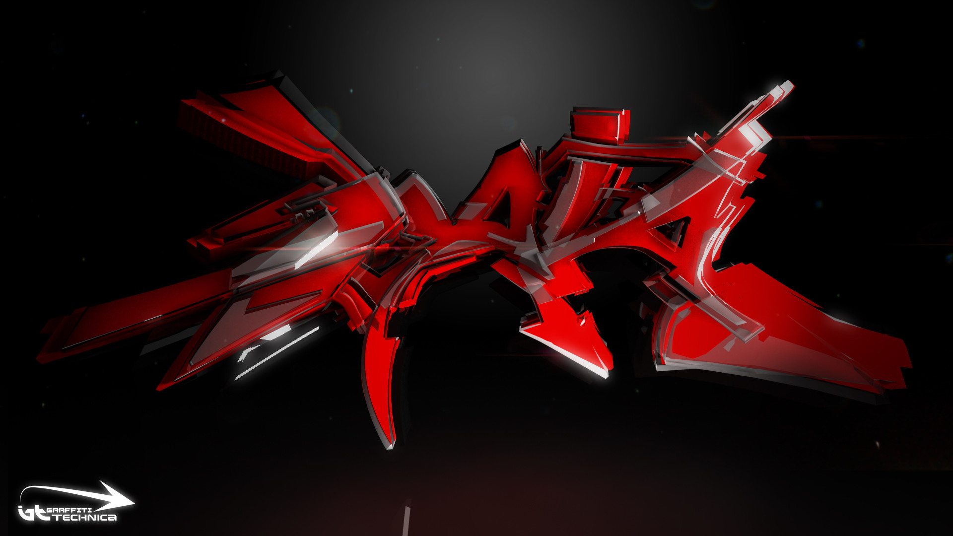 Red Graffiti Wallpaper 62 Images