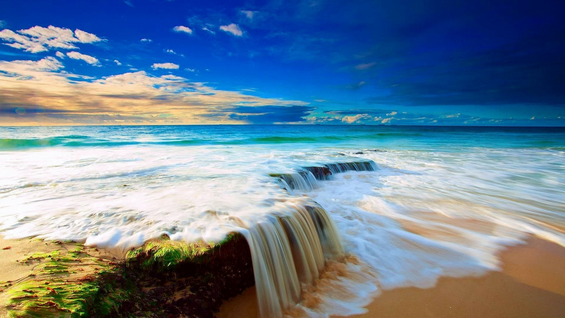Beautiful Ocean Scenes Wallpaper (46+ Images