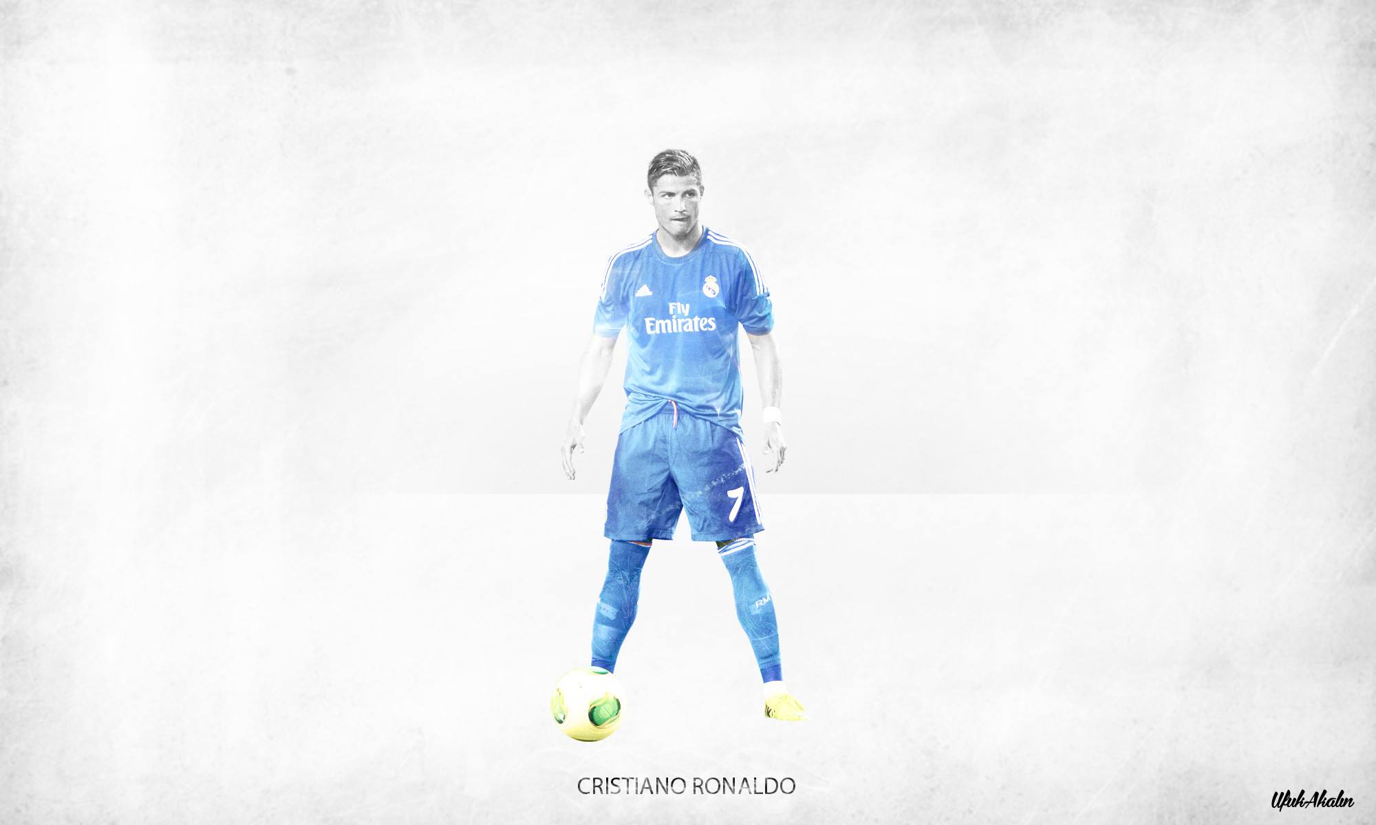 2000x1200 Cristiano Ronaldo - Wallpaper by ufuuk7 Cristiano Ronaldo - Wallpaper by  ufuuk7