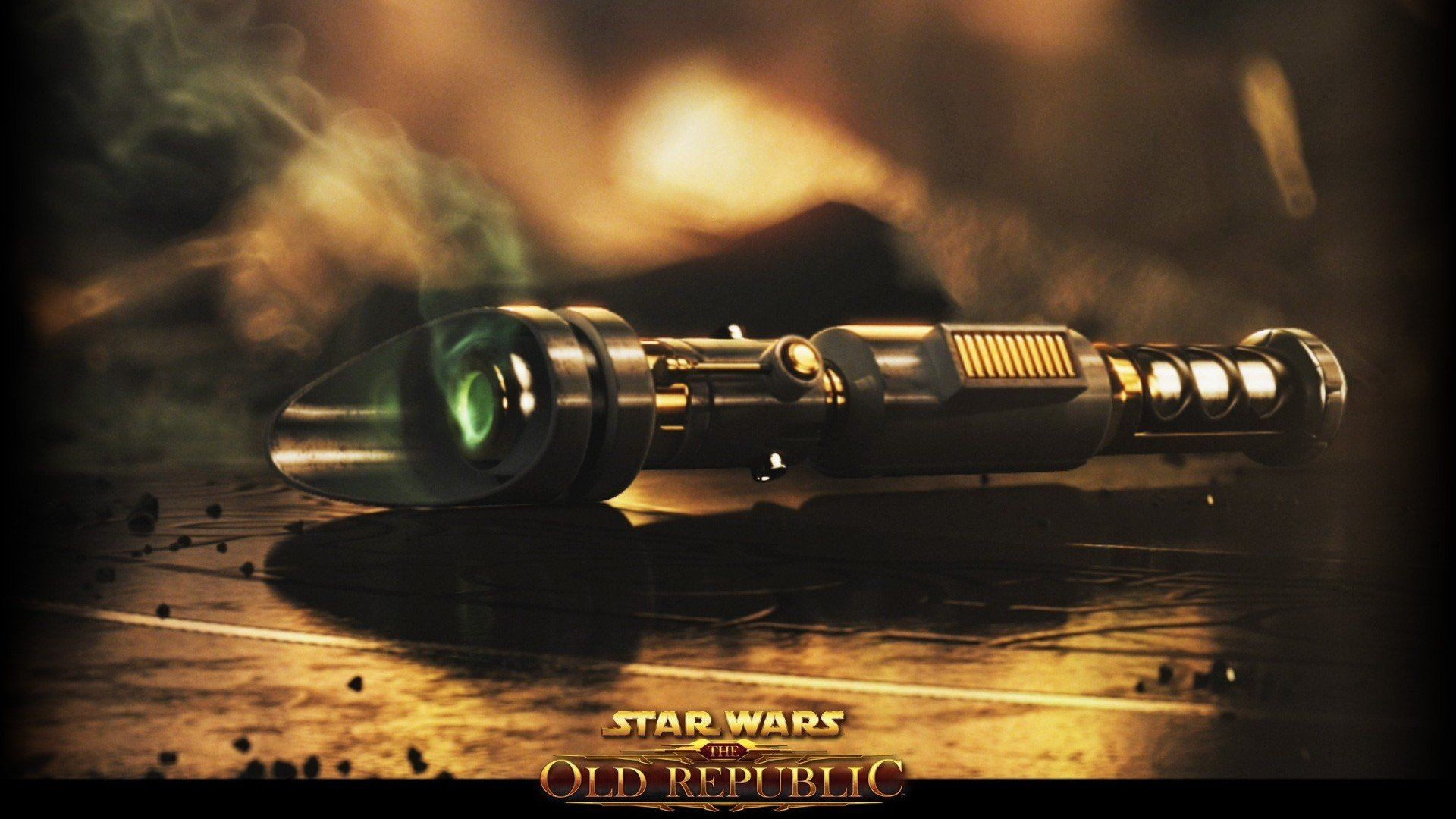 1920x1080 STAR WARS Old Republic sci-fi futuristic action fighting mmo rpg .