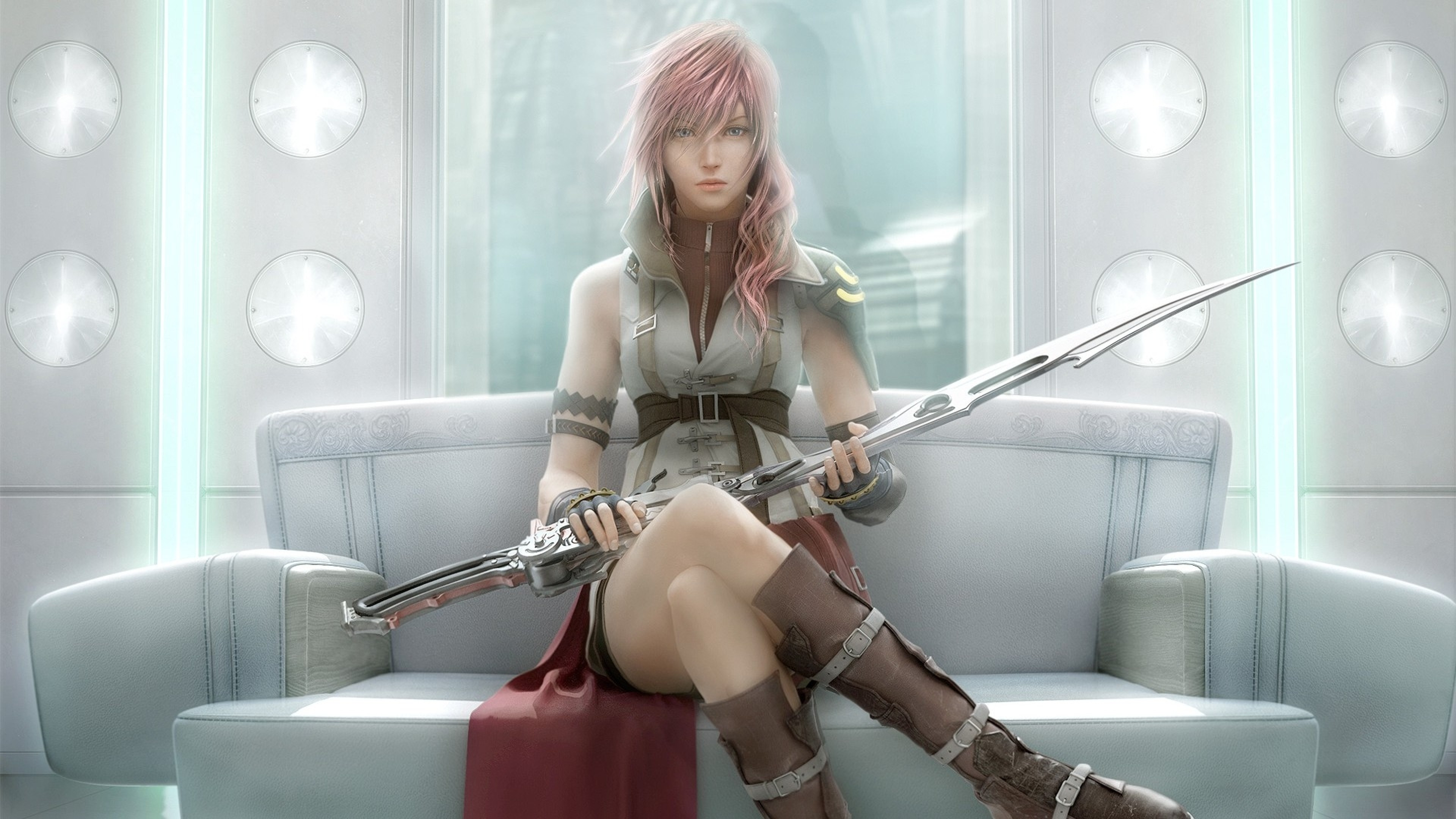 3840x2160 Preview final fantasy xiii