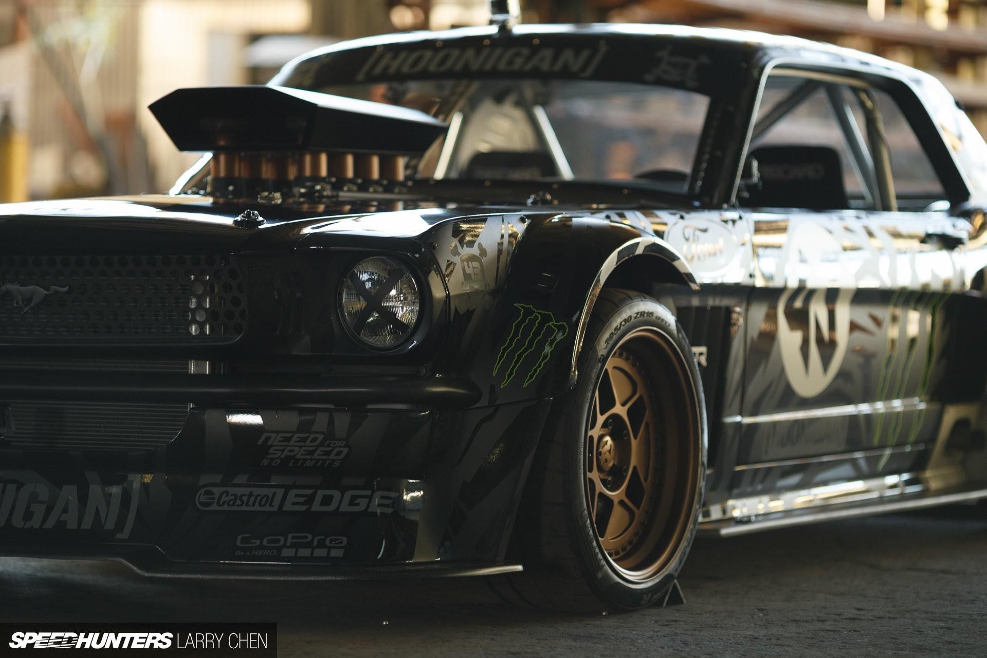 Ken Hoonigan Mustang