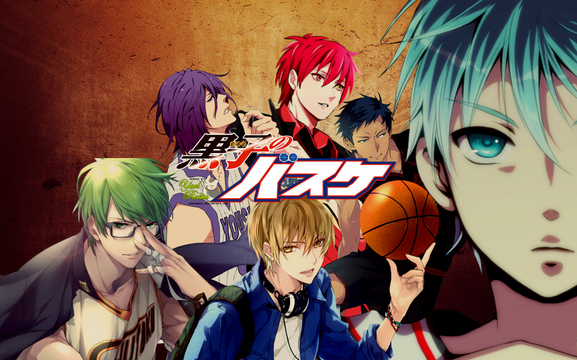1920x1200 Kuroko no Basket Wallpapers