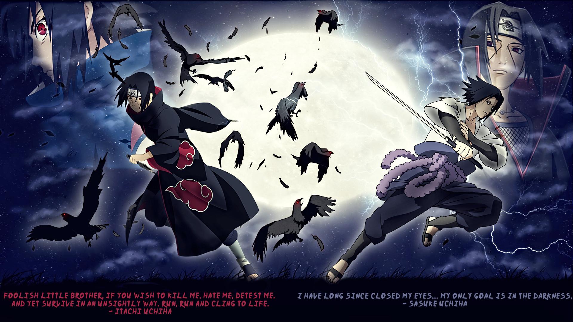 Sasuke And Itachi Wallpaper HD (62+ Images