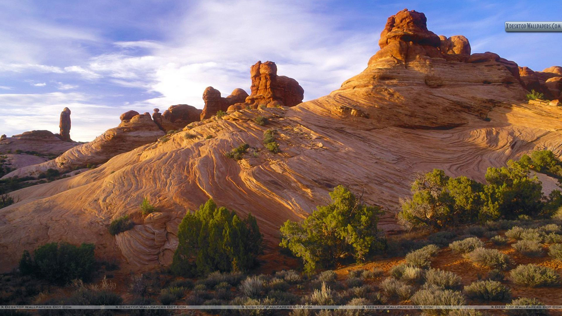 1920x1080 Wallpapers Hd Backgrounds Images Pics Photos: Arches National Park Wallpaper (55+ Images