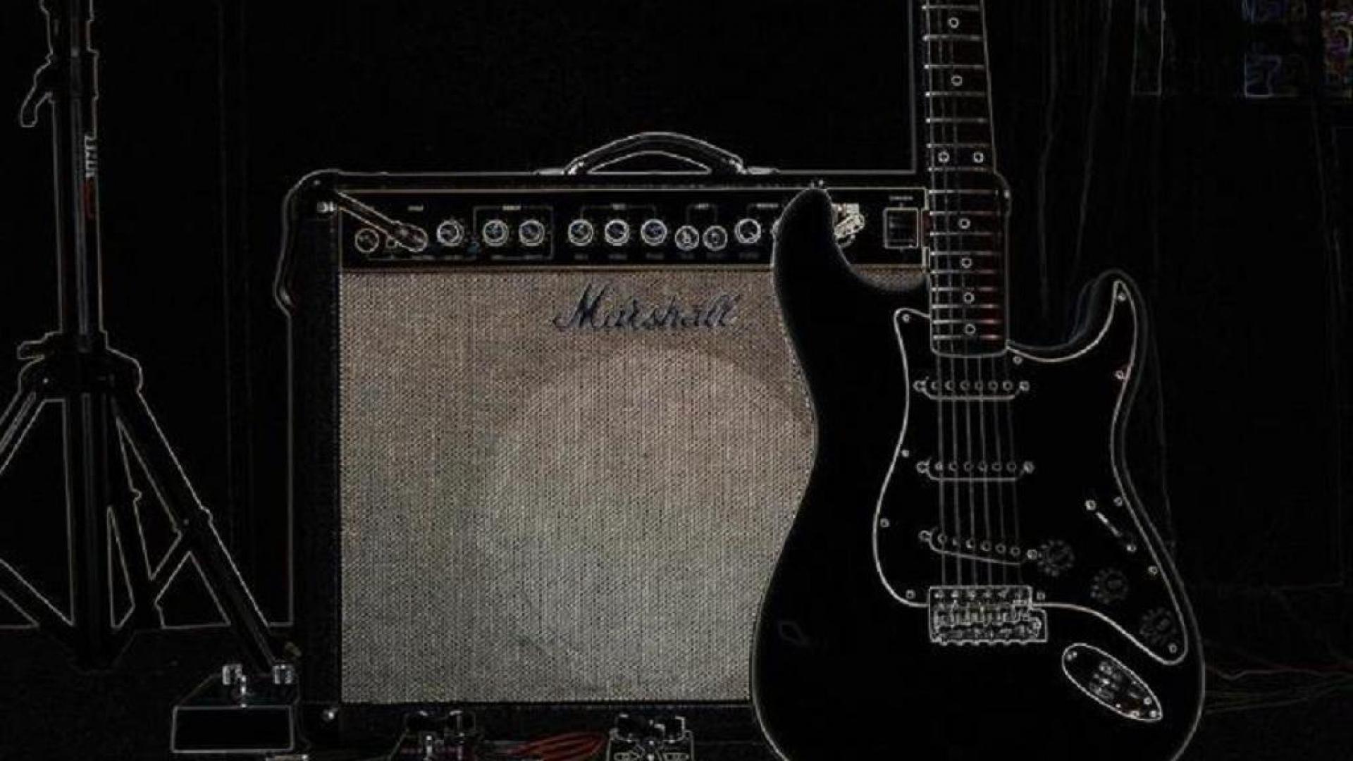 Guitar Amp Wallpaper 67 Images
