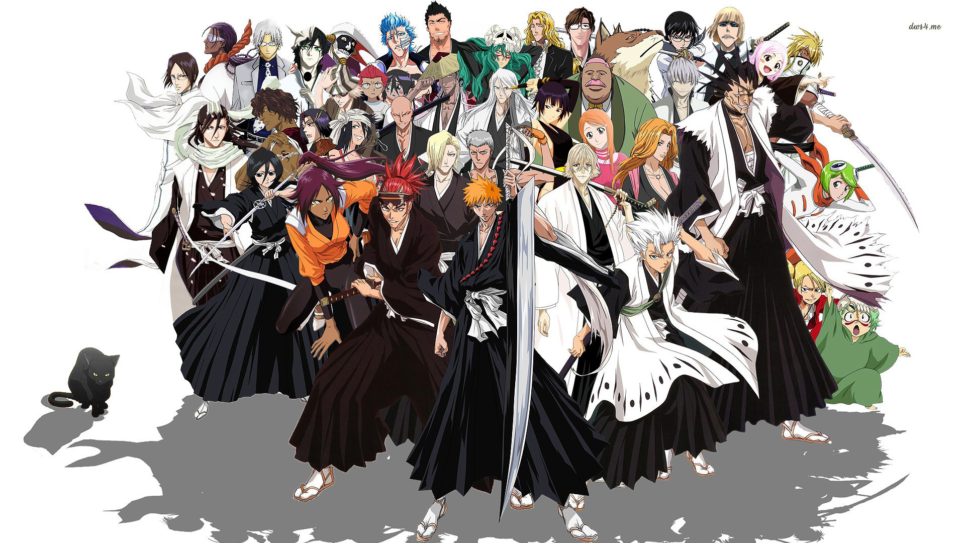 1920x1080 Bleach Wallpaper | Bleach Cartoon Images | Free Bleach Wallpapers | #31