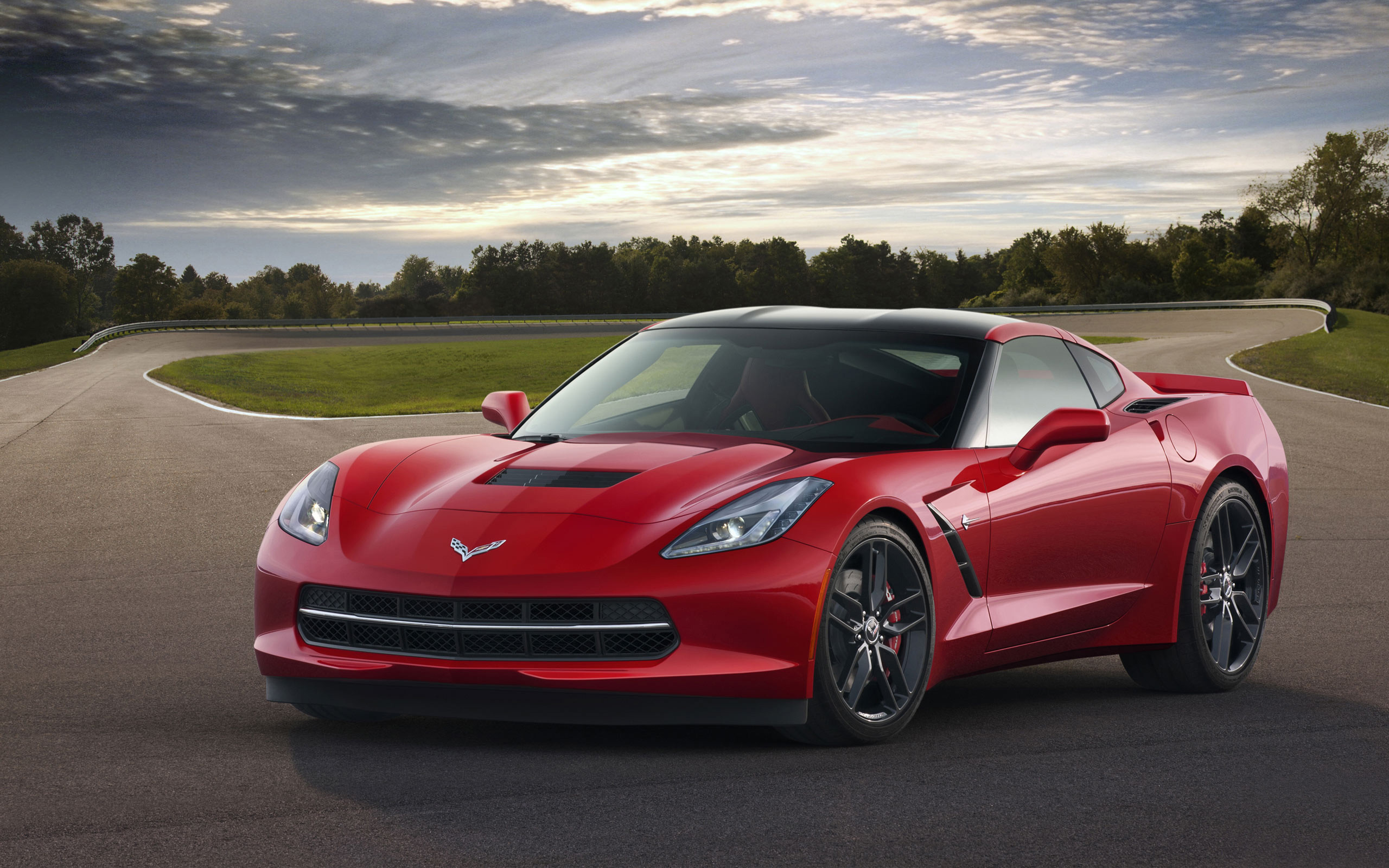 2560x1600 2014 Chevrolet Corvette C7 Stingray