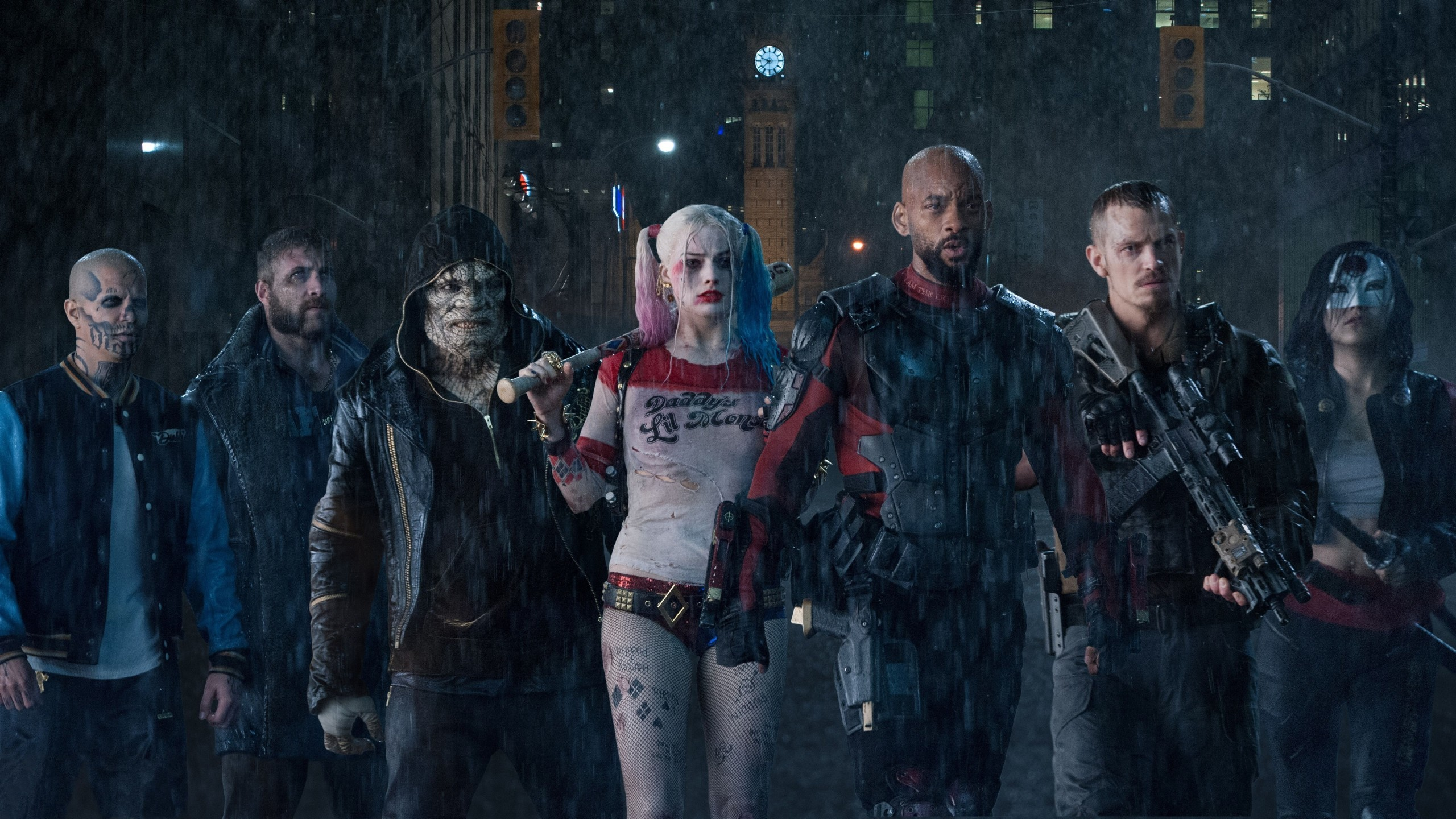 2560x1440 Movies / Suicide Squad Wallpaper