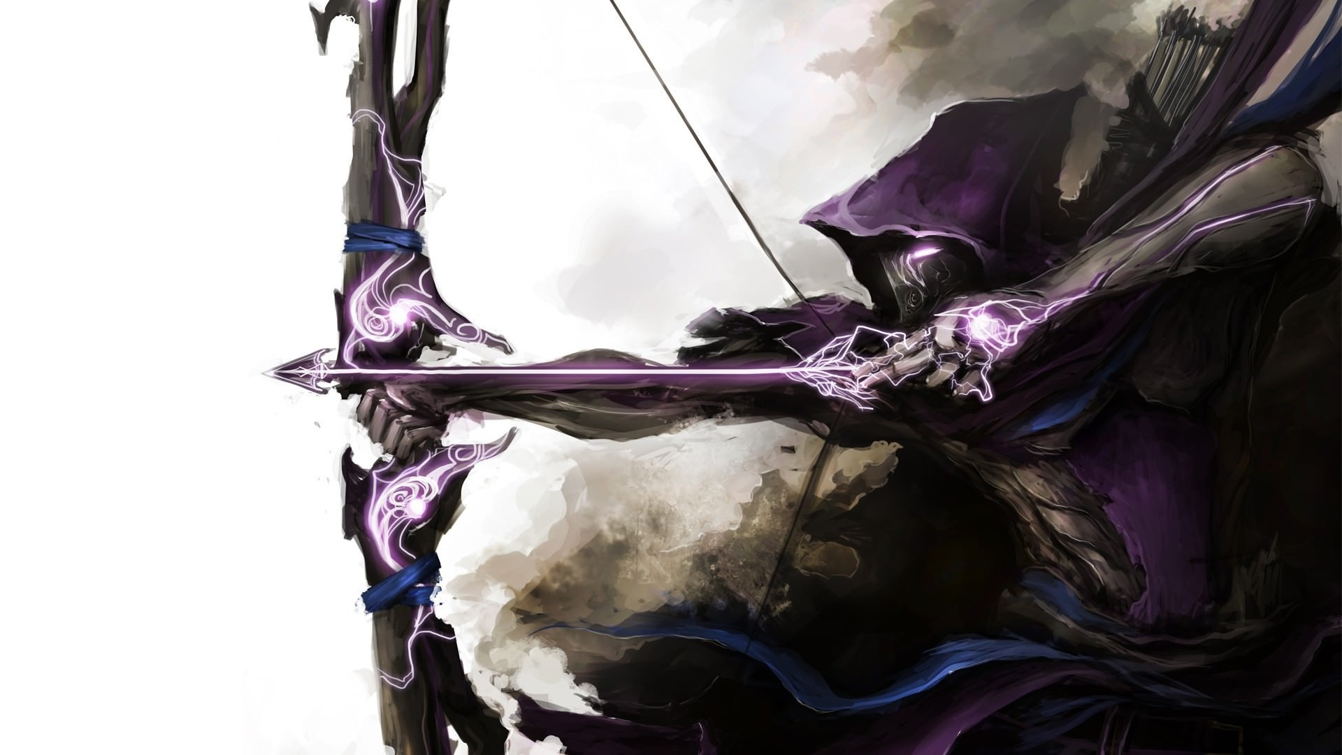 1920x1080 Bow And Arrow Wallpaper