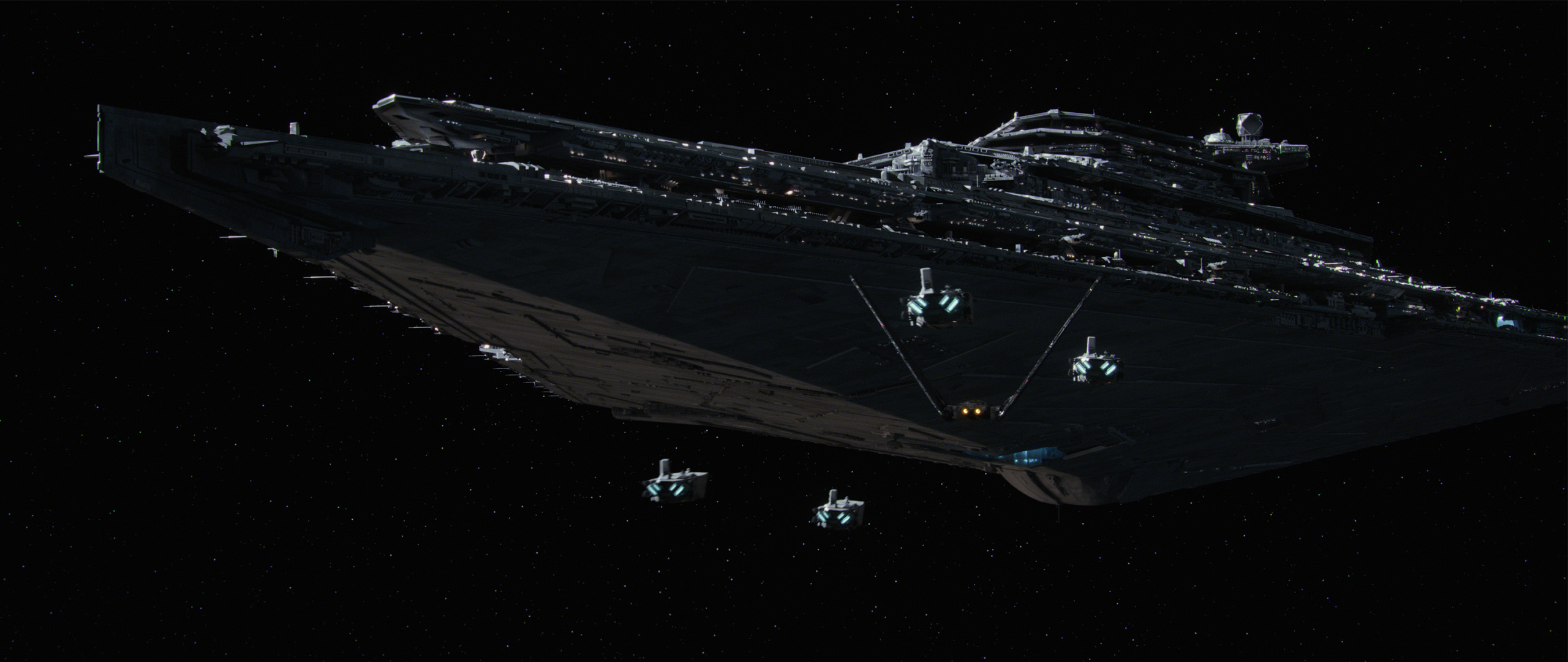 2560x1080 Star Wars, Star Destroyer, Science Fiction, Star Wars: Episode VII The Force