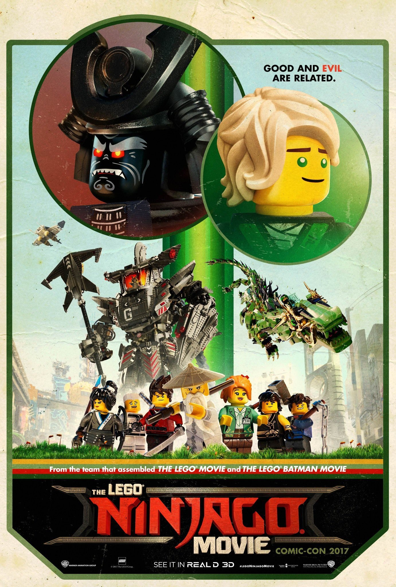 Lego ninjago wallpaper 80 images 2880x1800 the lego ninjago movie 2017 hd voltagebd Choice Image