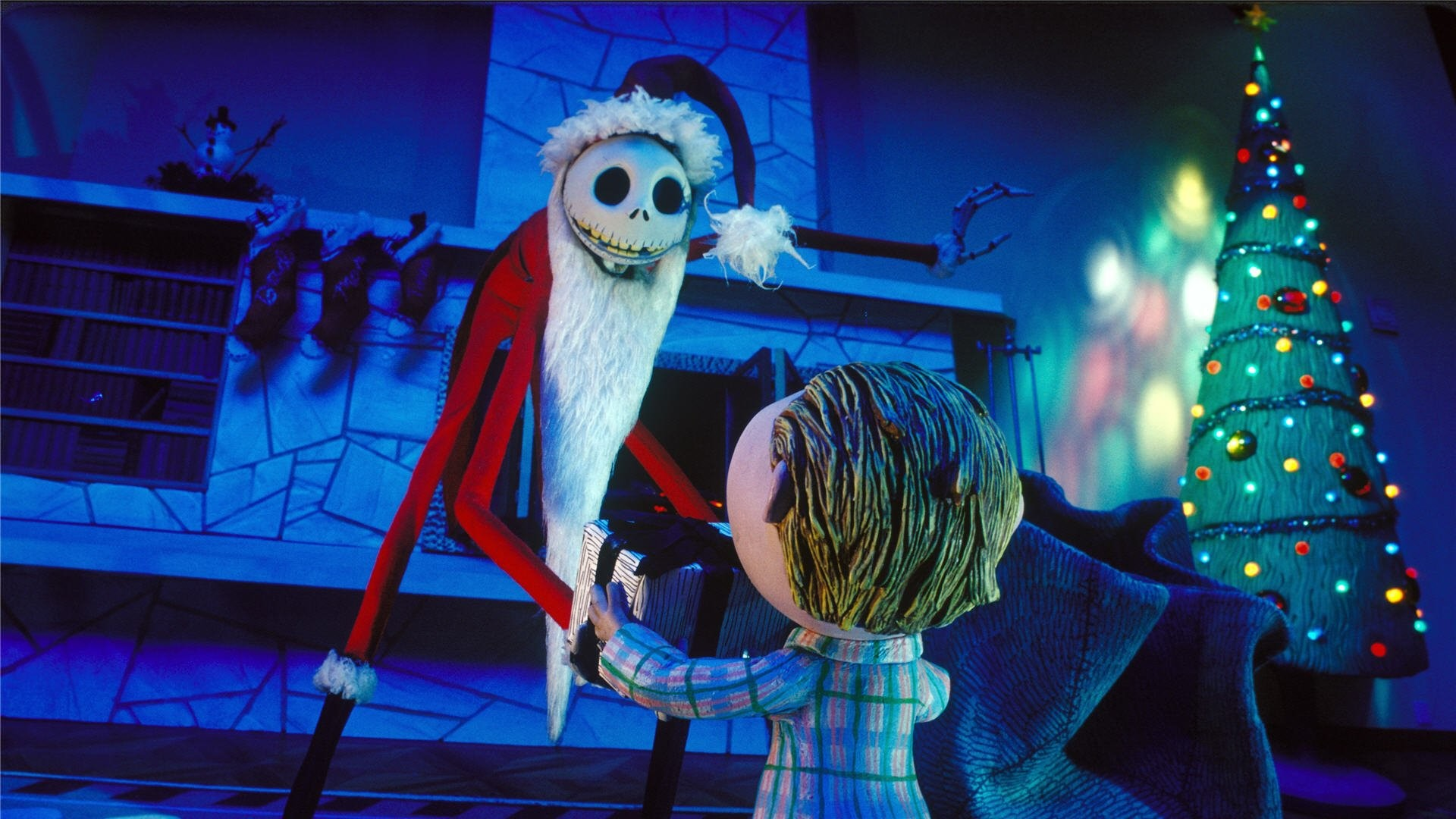 1920x1080 Nightmare Before Christmas Jack 714120