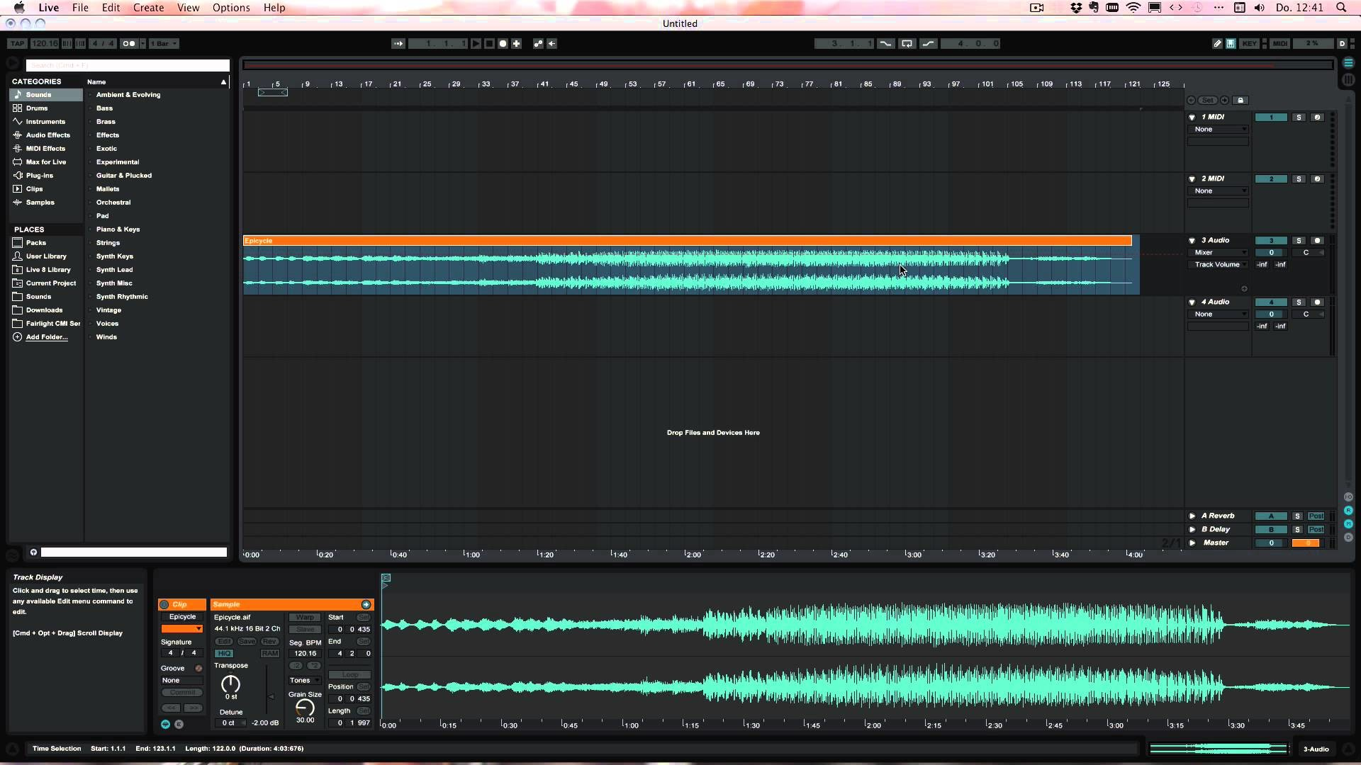 how to use stutter edit in ableton