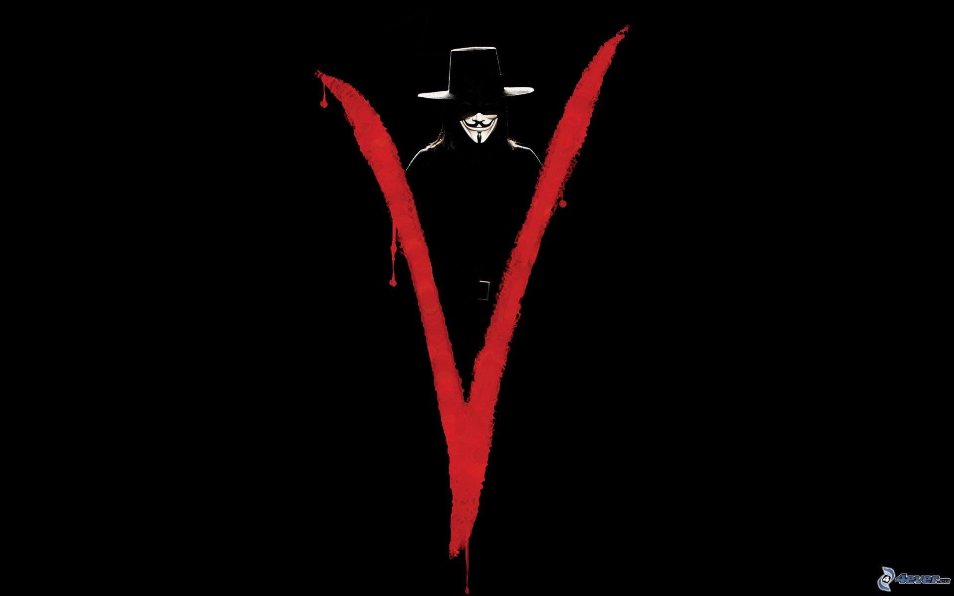 V For Vendetta Wallpapers 78 Images