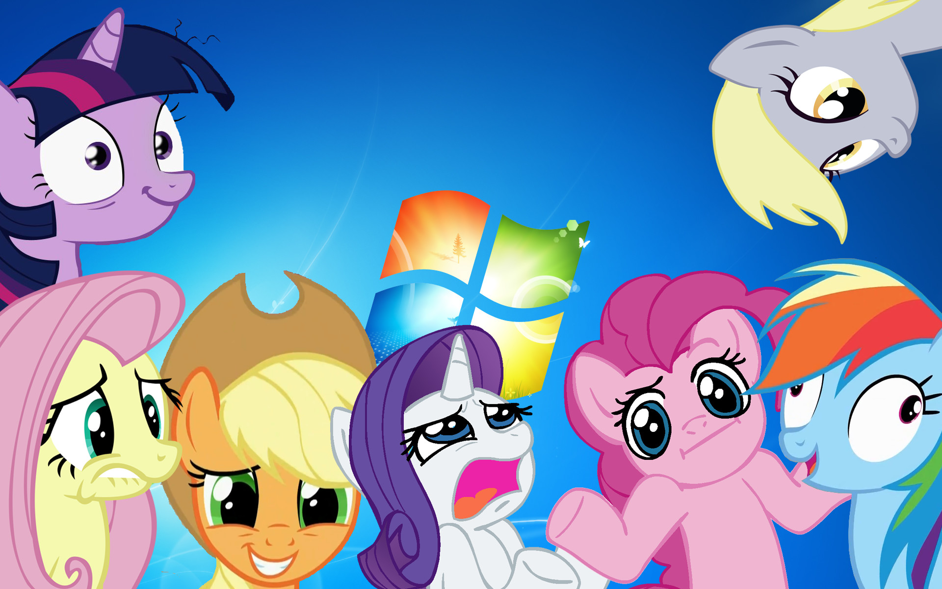 1920x1200 My Little Pony HD Wallpapers for desktop download