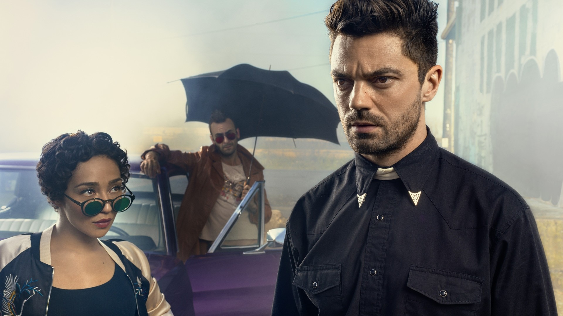 1920x1080 Preacher Source: Keys: preacher, television, wallpaper, wallpapers.  Submitted Anonymously 6 months ago