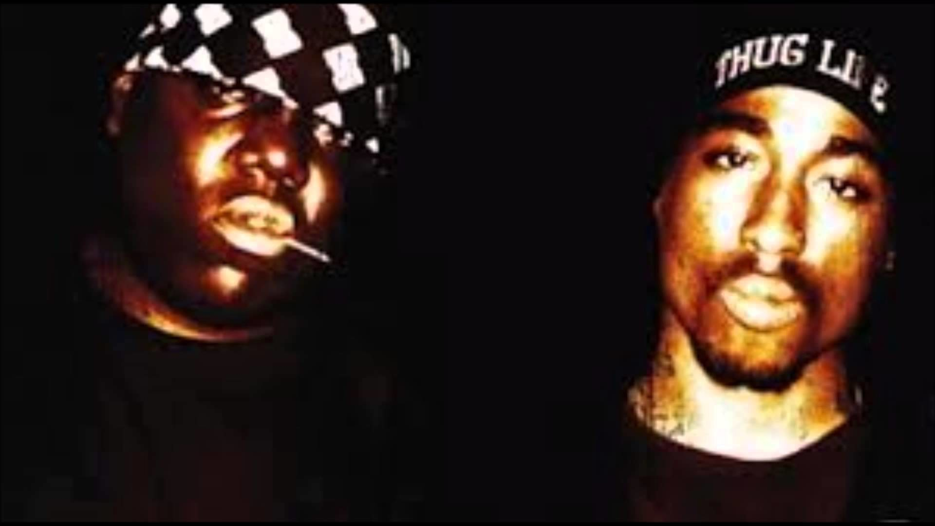 1920x1080 Biggie Smalls And Tupac Wallpaper Image gallery for : biggie tupac .