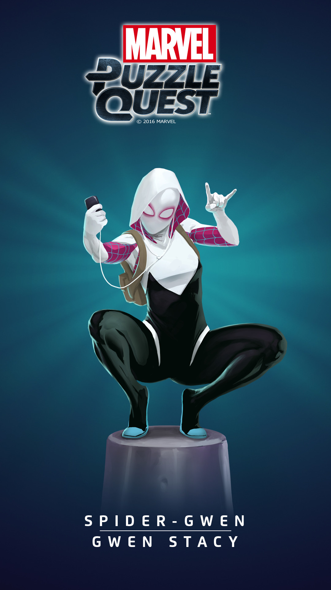 Spider Gwen Wallpapers (73+ images)