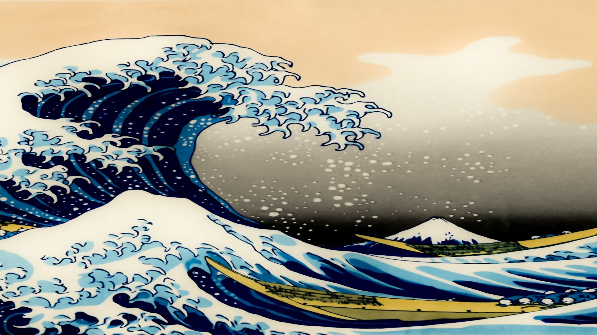 The Great Wave Off Kanagawa Wallpaper 60 Images