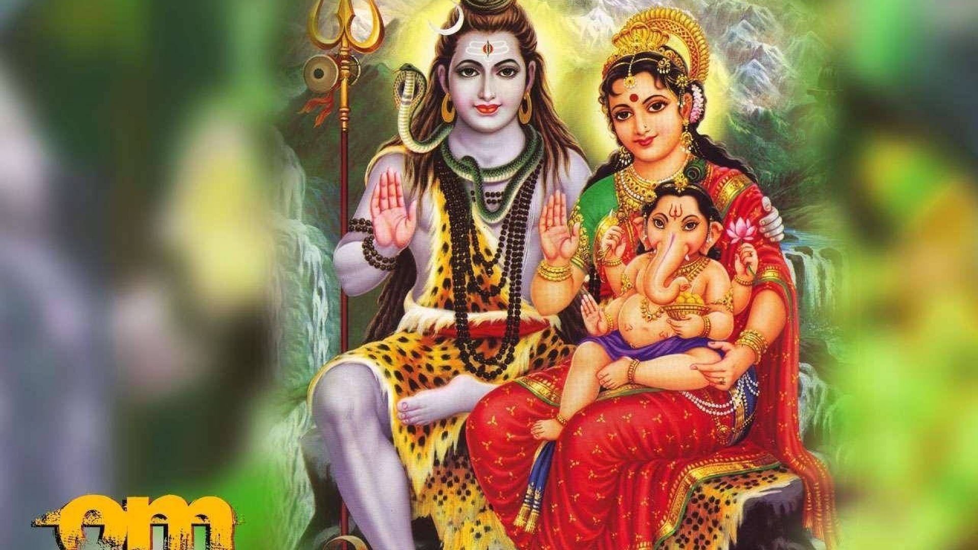 1920x1080 lord shiva family hd wallpapers 1080p #635226