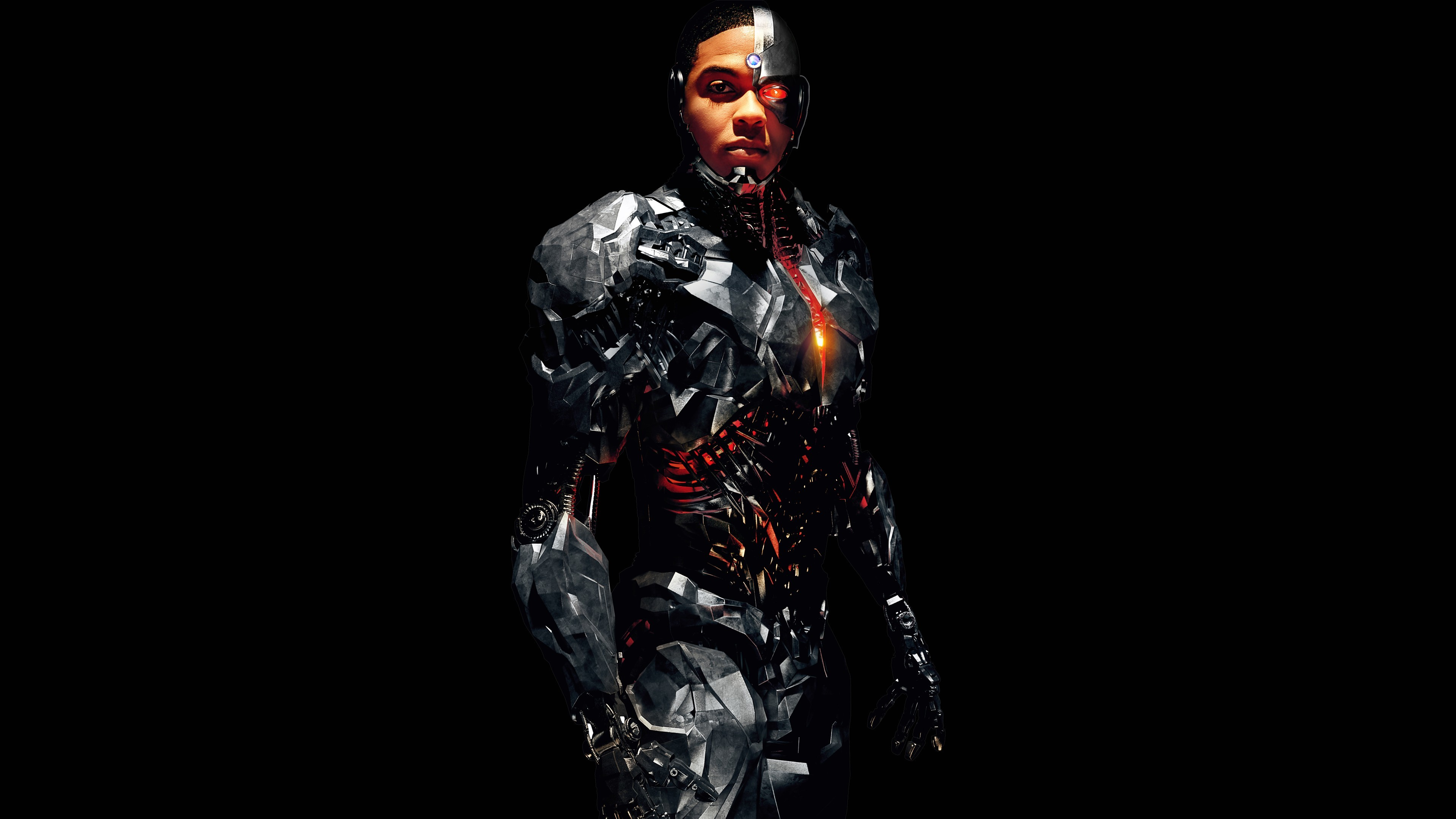 3840x2160 Tags: Cyborg, Ray Fisher, Justice League ...