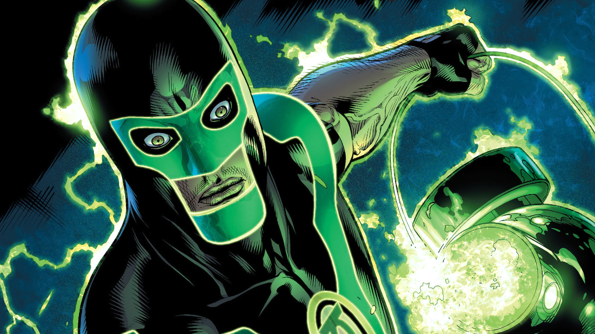 Green Lantern Comic Wallpaper: Green Lantern Oath Wallpaper (68+ Images