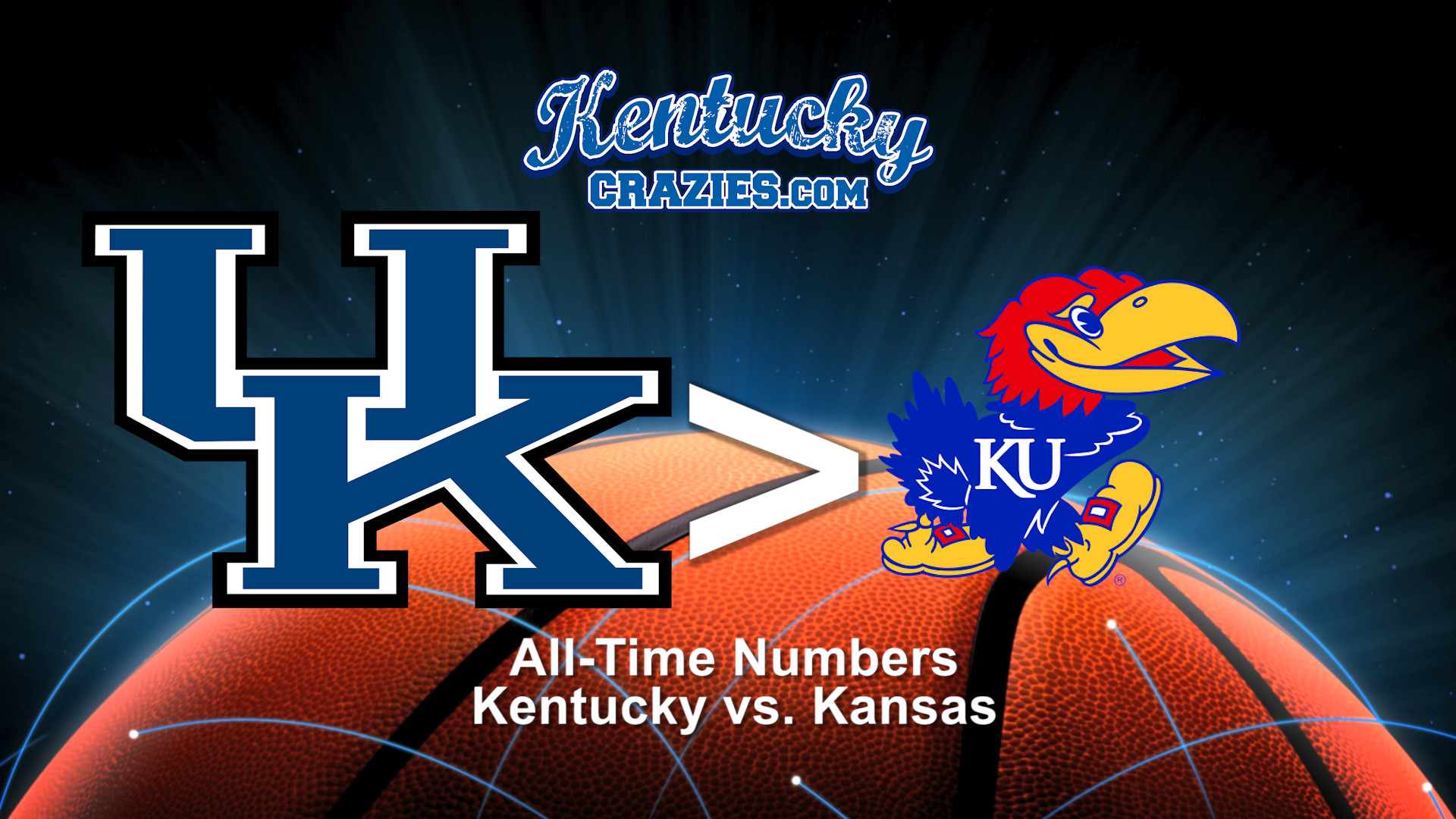 1920x1080 Both Kentucky and Kansas are two of the Blue Bloods in College Basketball  History and here are some of the head to head numbers between the two  schools.