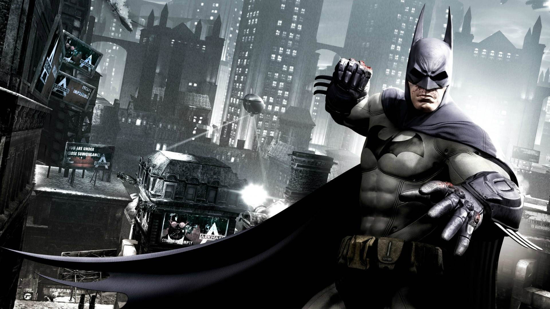 1920x1080 Batman Wallpaper HD 3D Download
