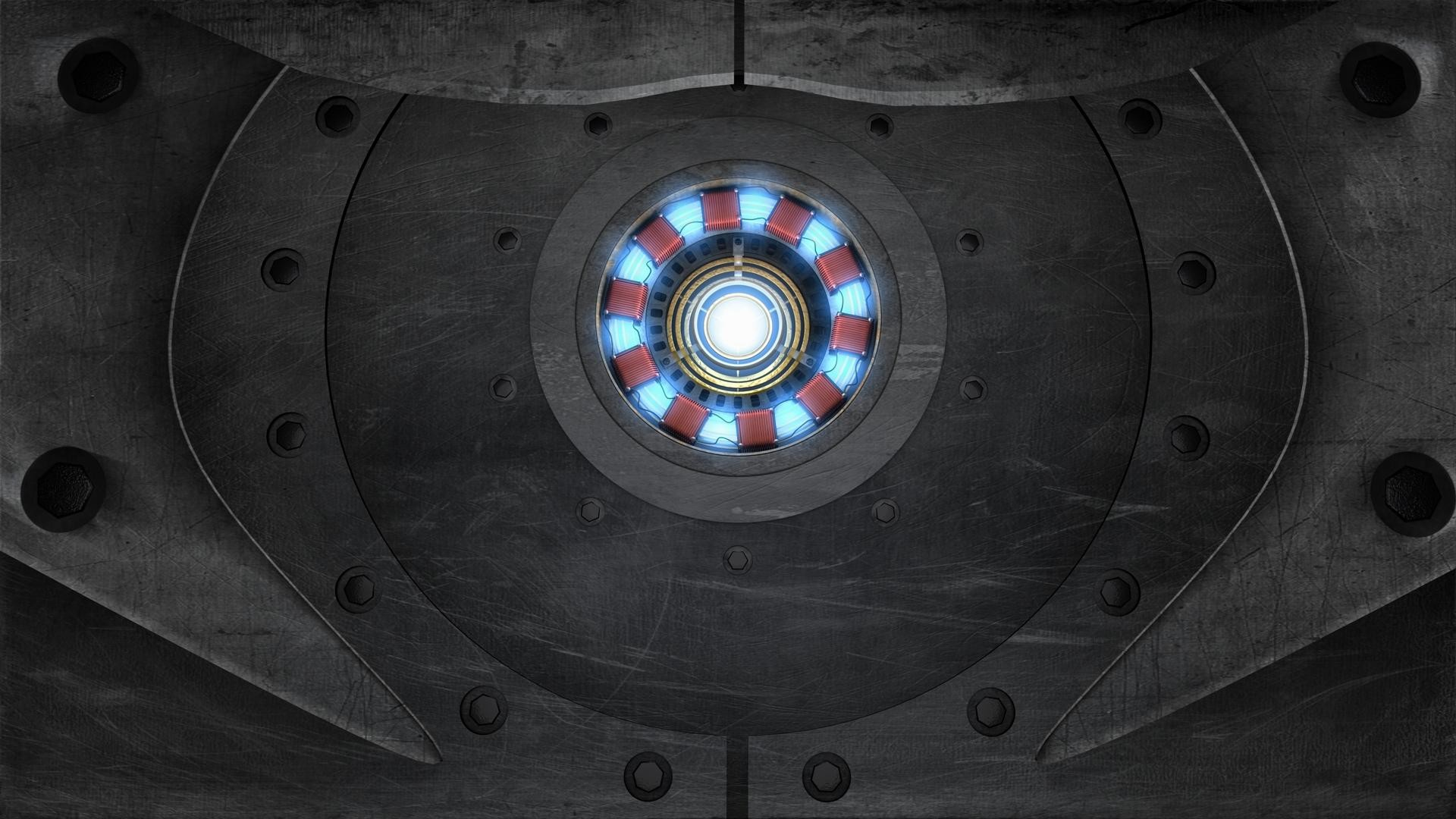 1920x1080 wallpaper.wiki-Download-Arc-Reactor-Iron-Man-Image-