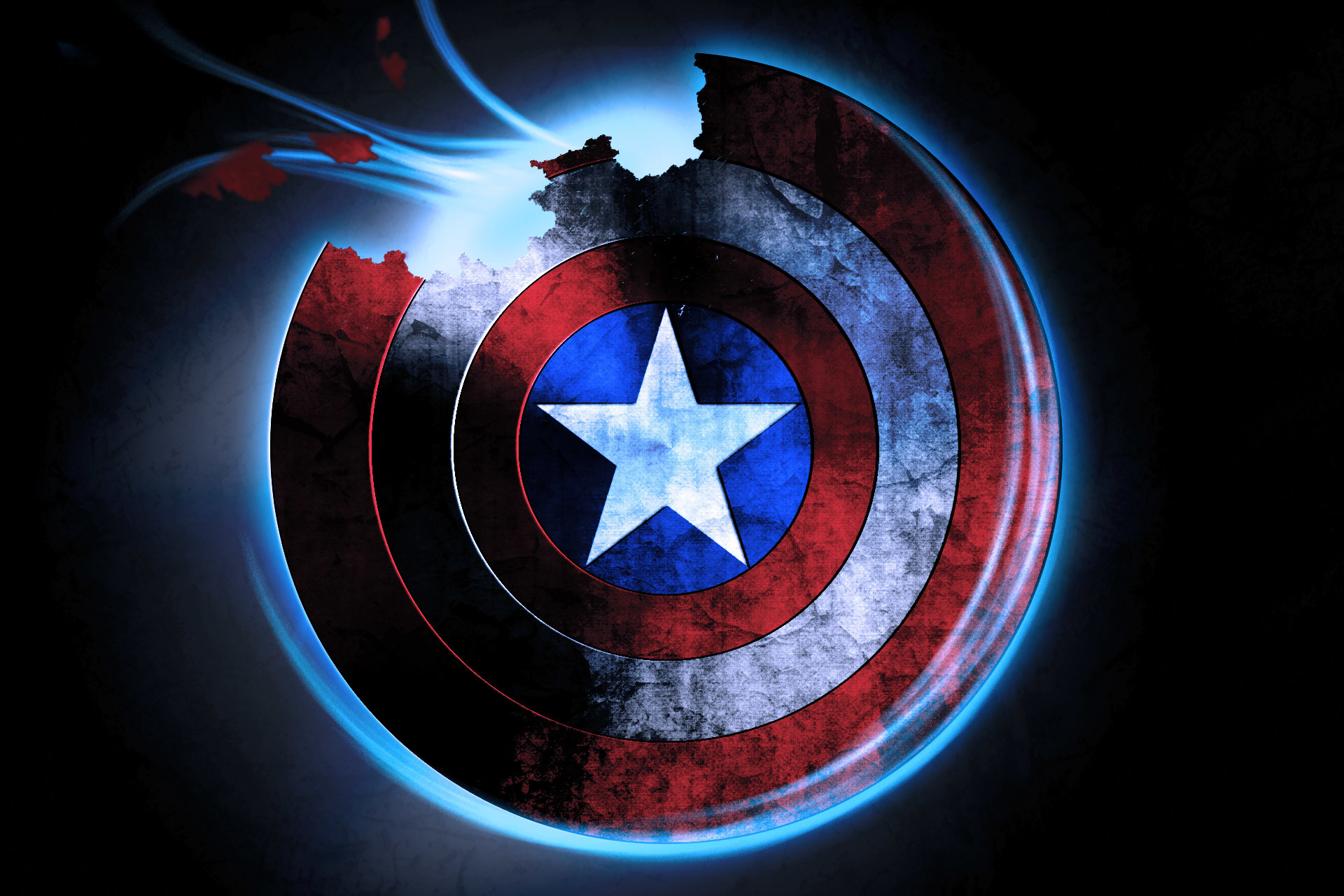 Captain America Full Hd Wallpaper: Captain America Shield Wallpapers (69+ Images