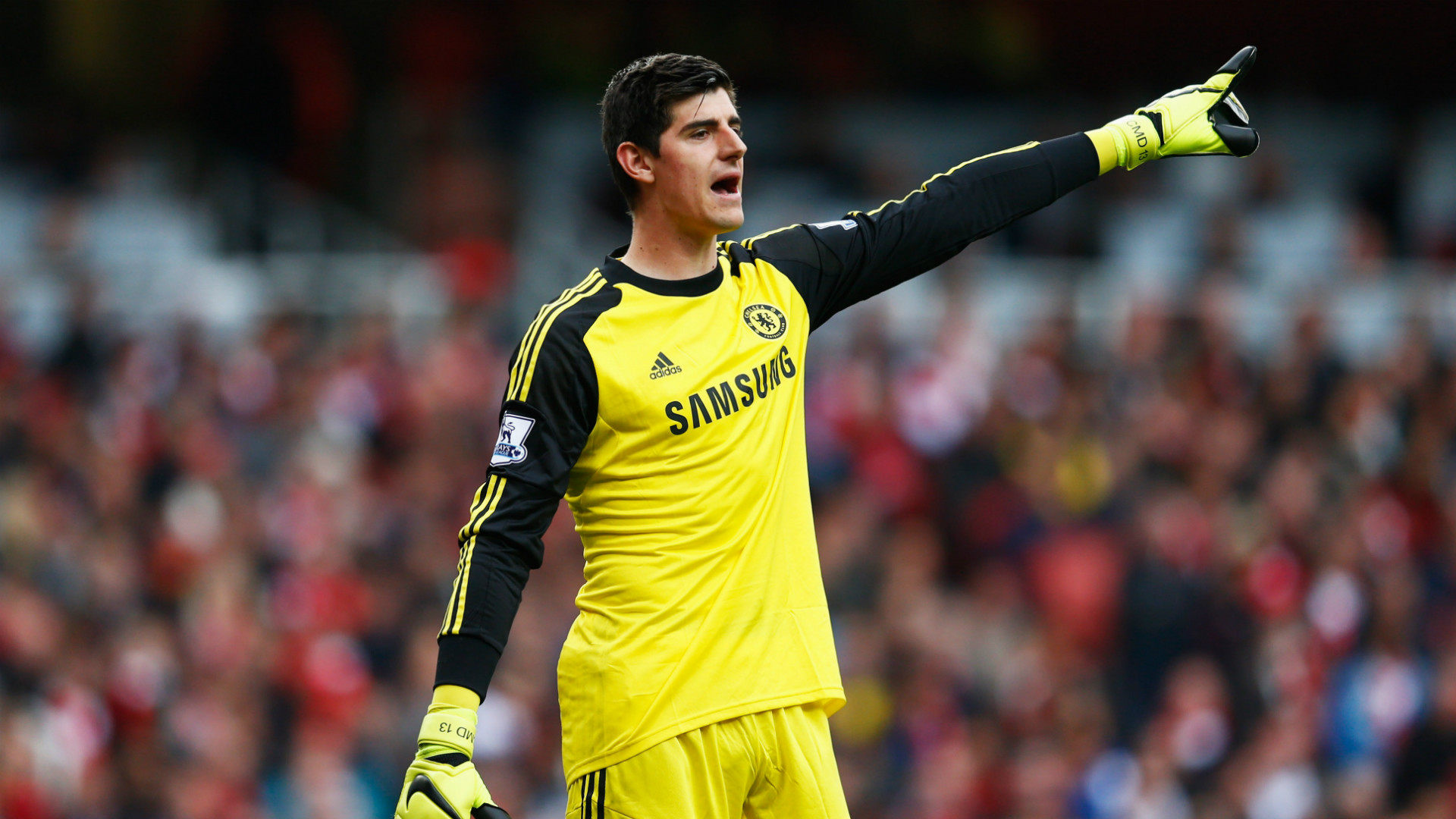 Thibault Courtois: interesting football career facts 12