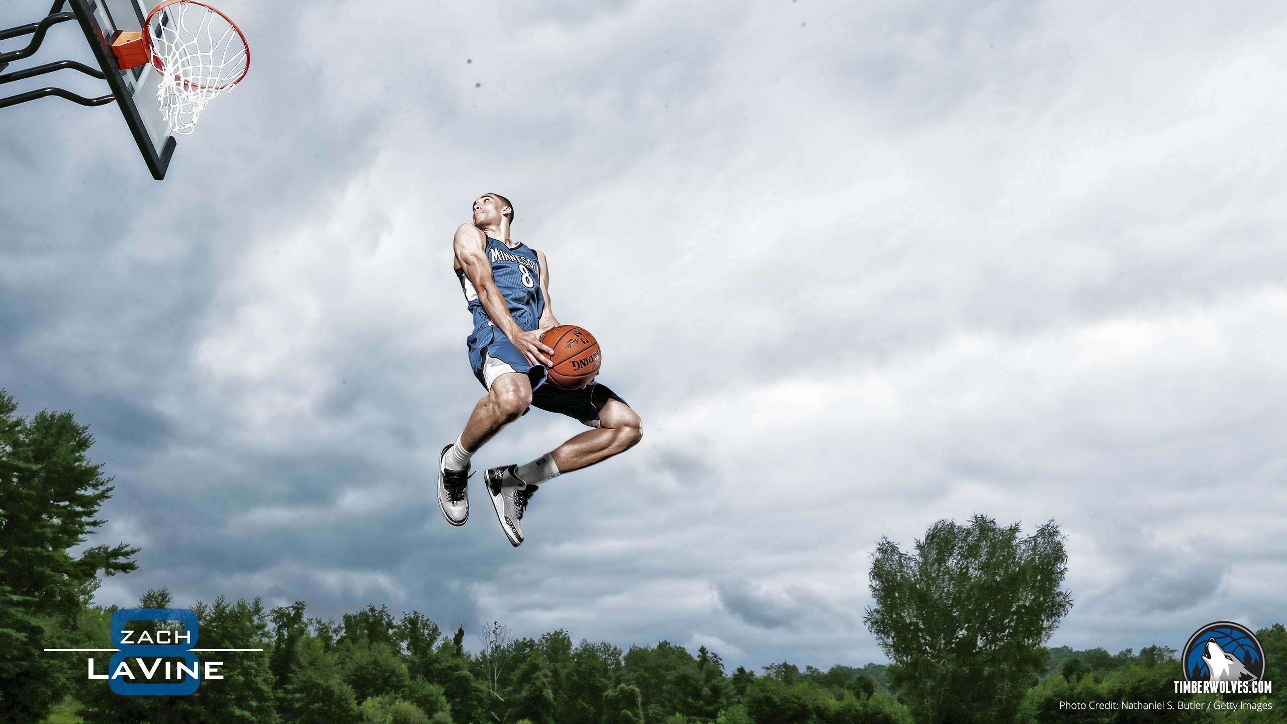 2560x1440 LaVine Rookie Photo Shoot