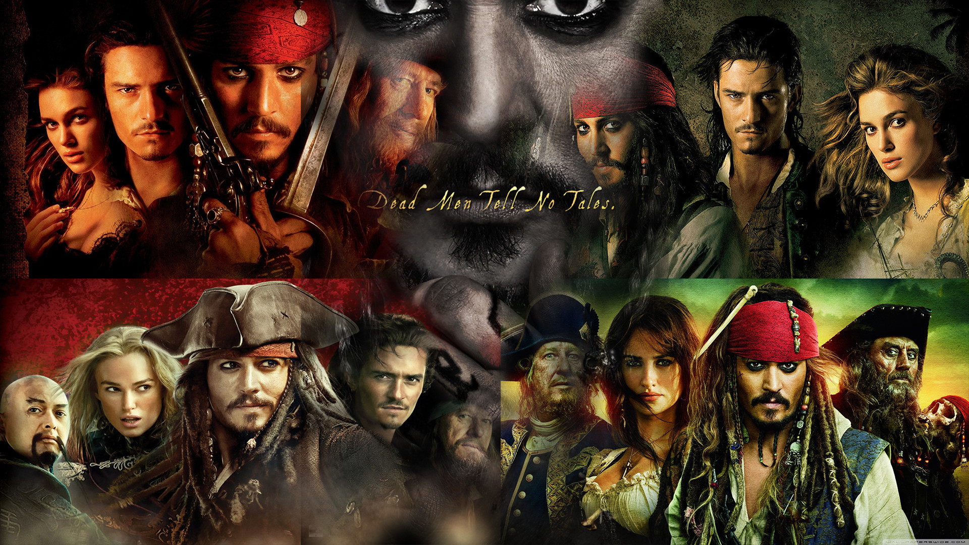 1920x1080  Pirates Of The Caribbean Wallpapers Wallpaper