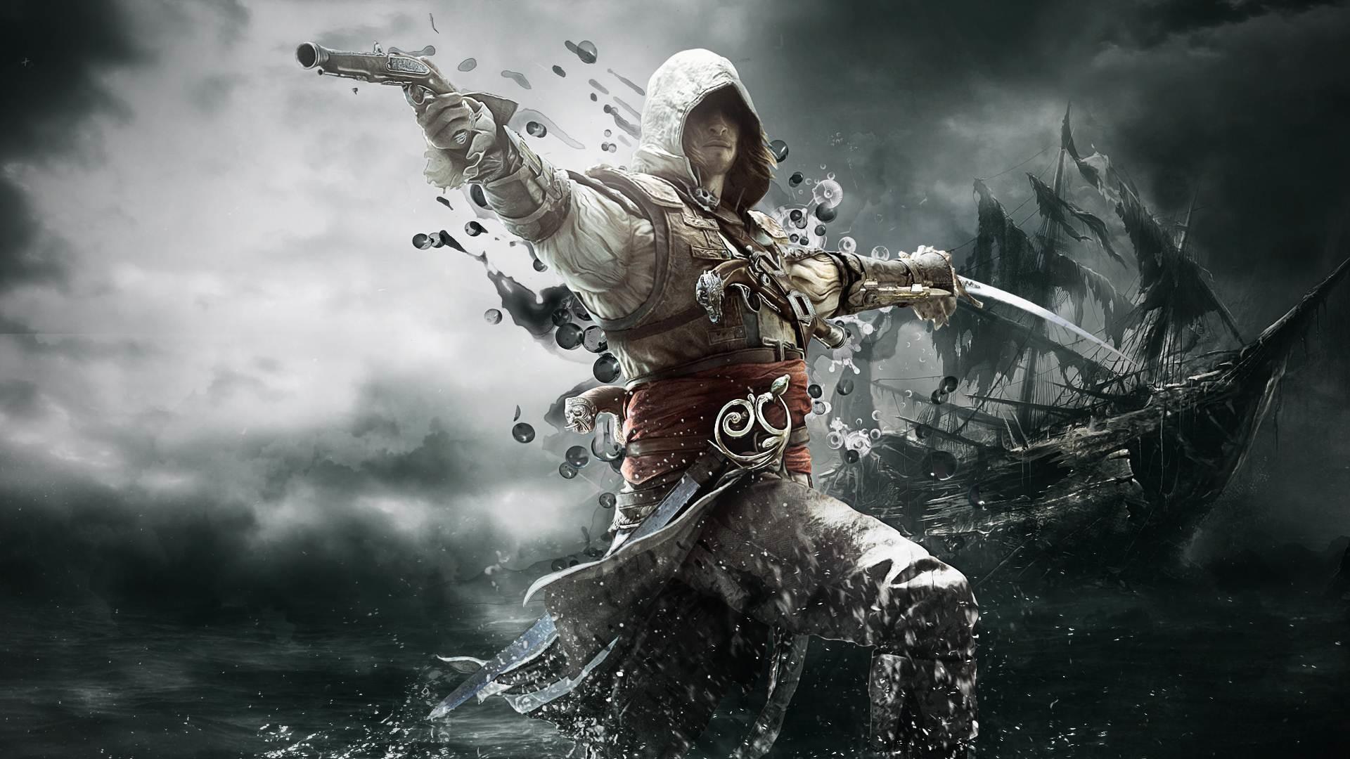 Assassins Creed Rogue Wallpaper 1080p (76+ images)Assassins Creed Brotherhood Wallpaper 1920x1080