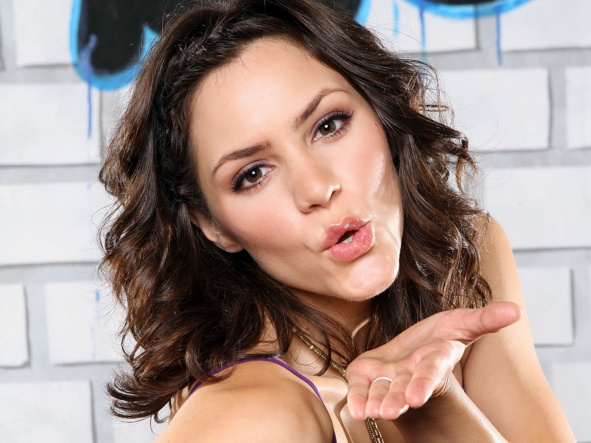 1920x1440 Katharine Mcphee Wallpaper HD 5444