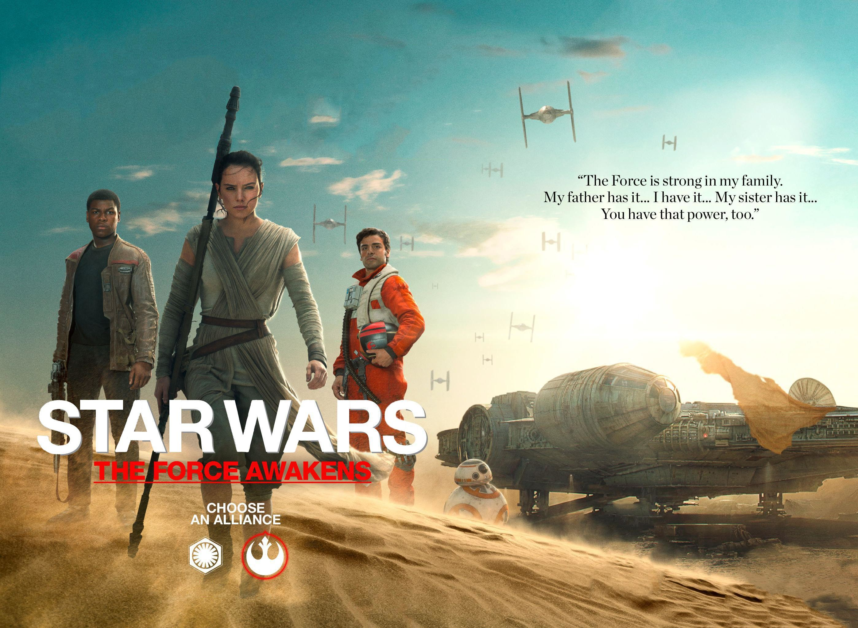 2796x2048 Star Wars: The Force Awakens Empire Magazine Covers (Wallpaper/Poster  Edits) : StarWars