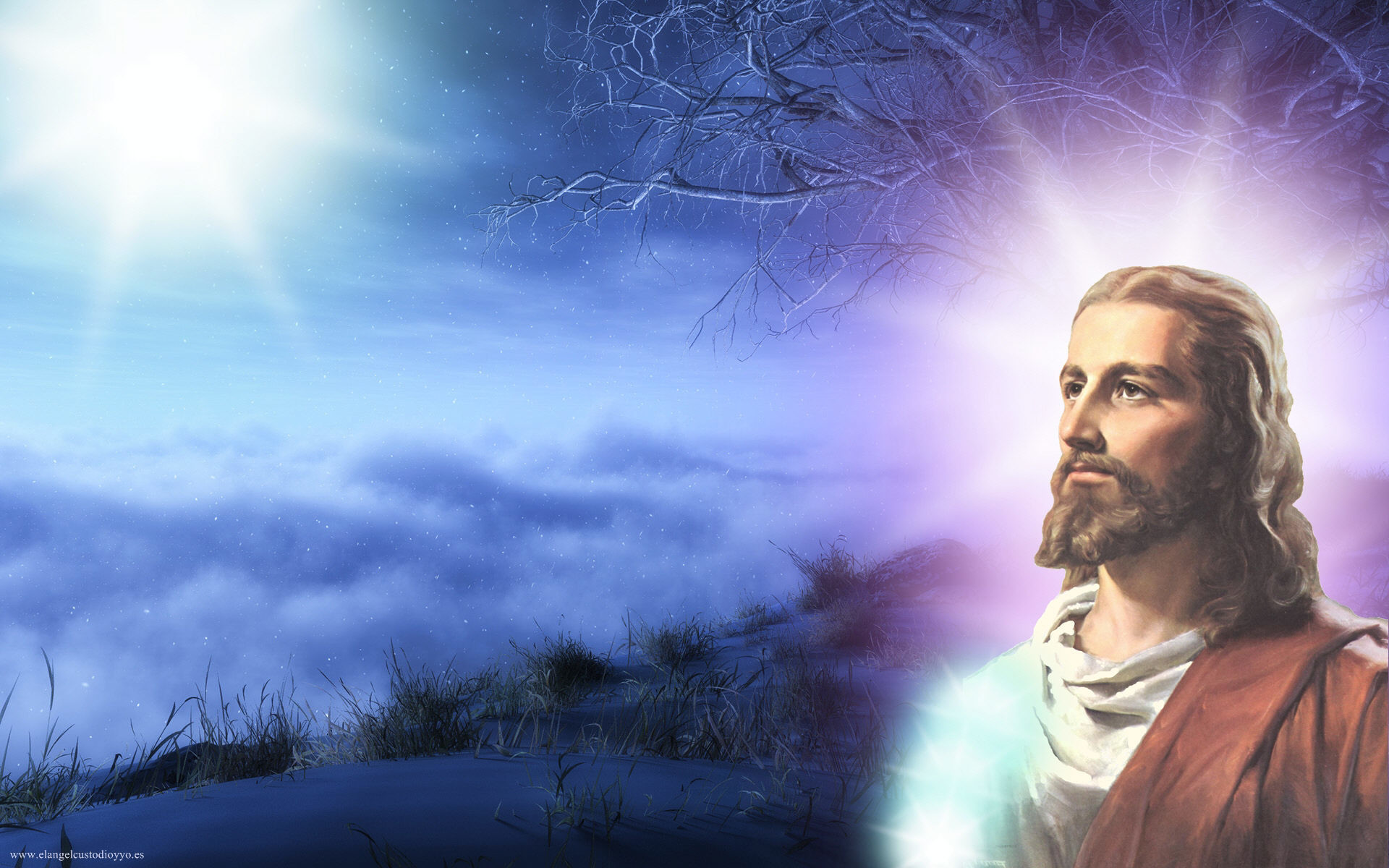 1920x1200 ... Animation; Jesus Christ