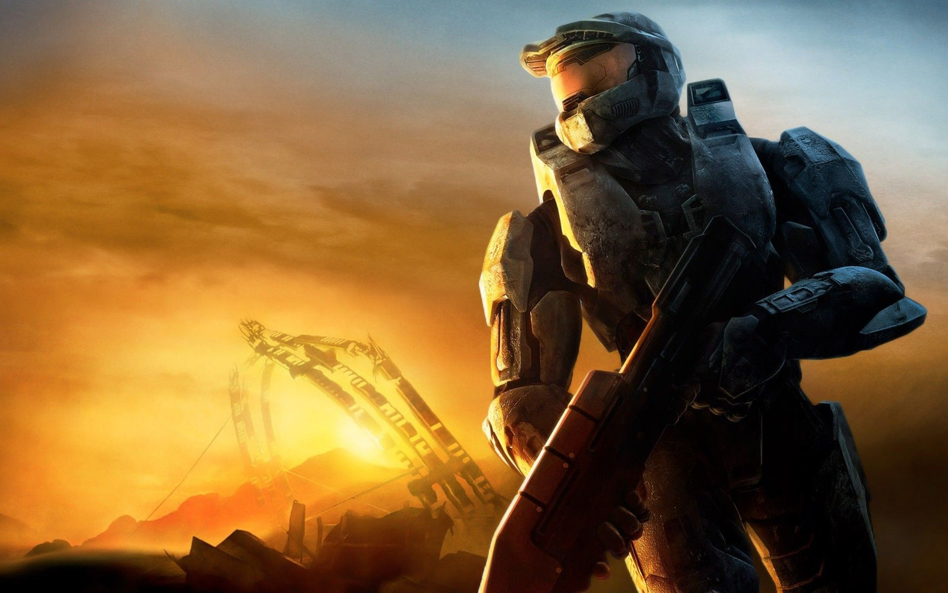 1920x1200 Master Chief Wallpapers HD - Wallpaper Cave