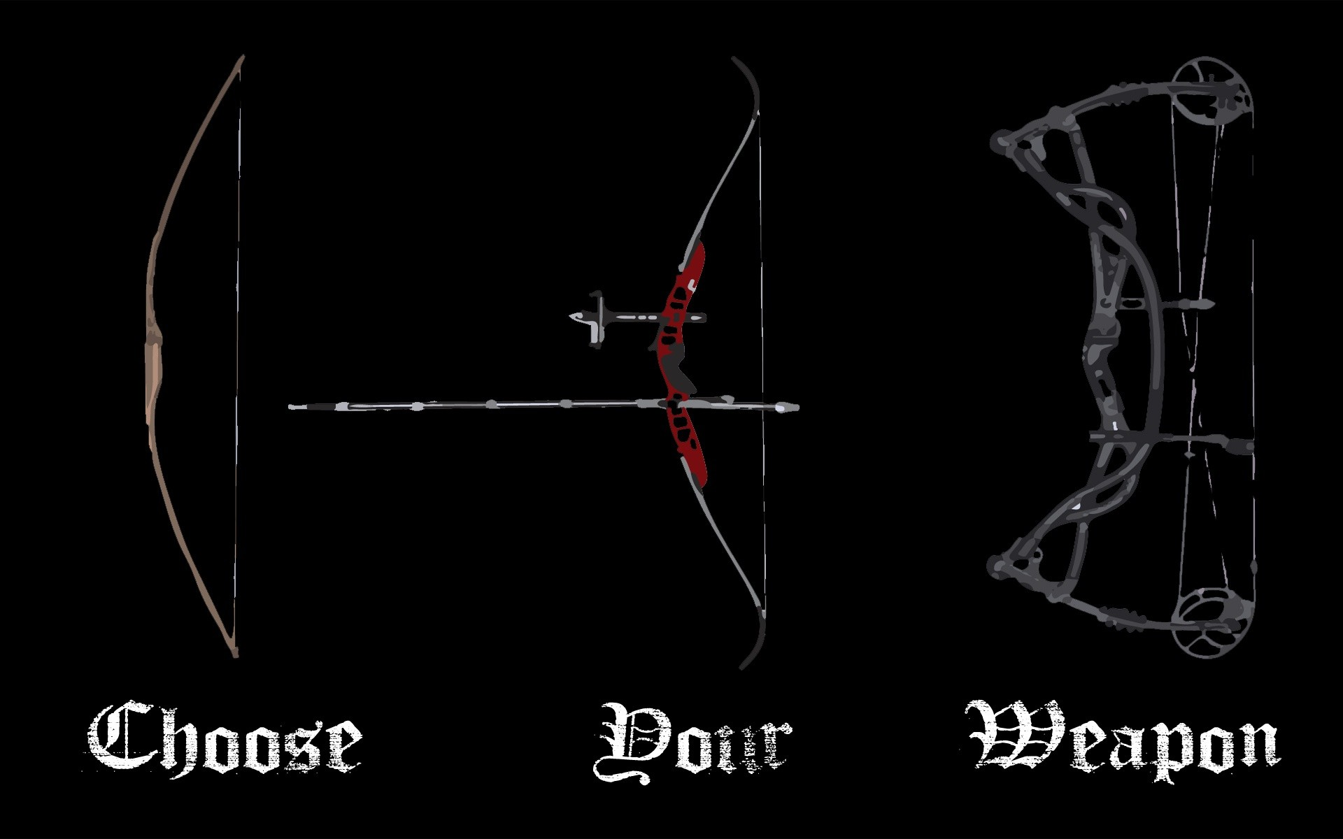 1920x1200 Archery Desktop Wallpaper.