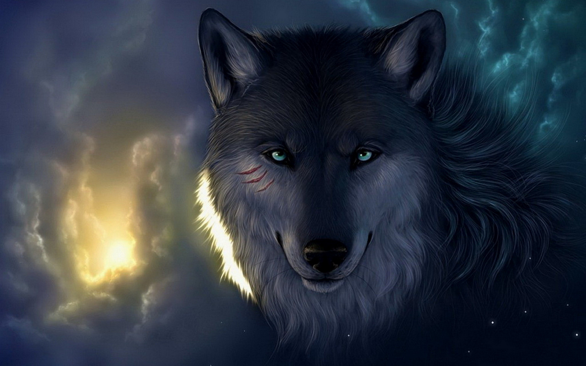 1920x1200 Wolf Wallpapers | Best Wallpapers