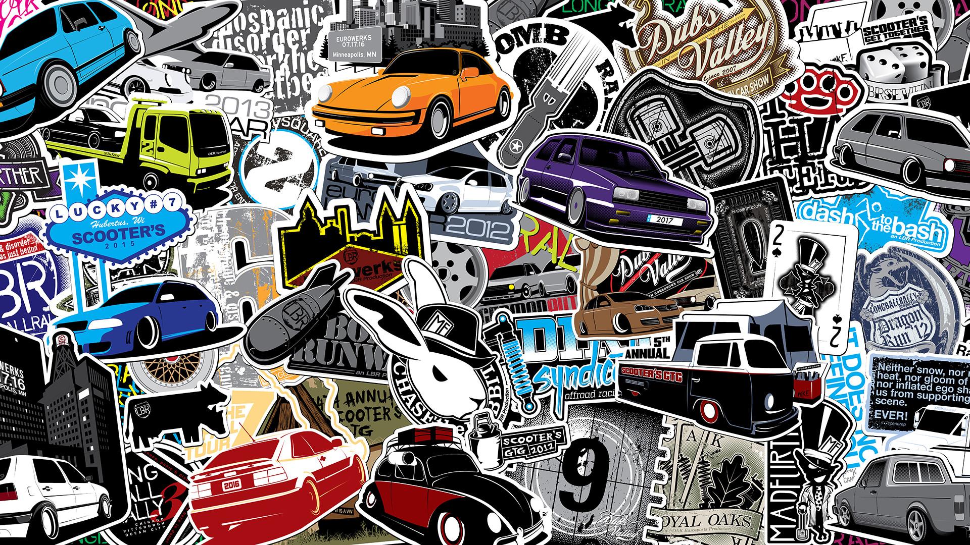 Twin City Subaru >> Sticker Bomb Wallpaper HD (63+ images)