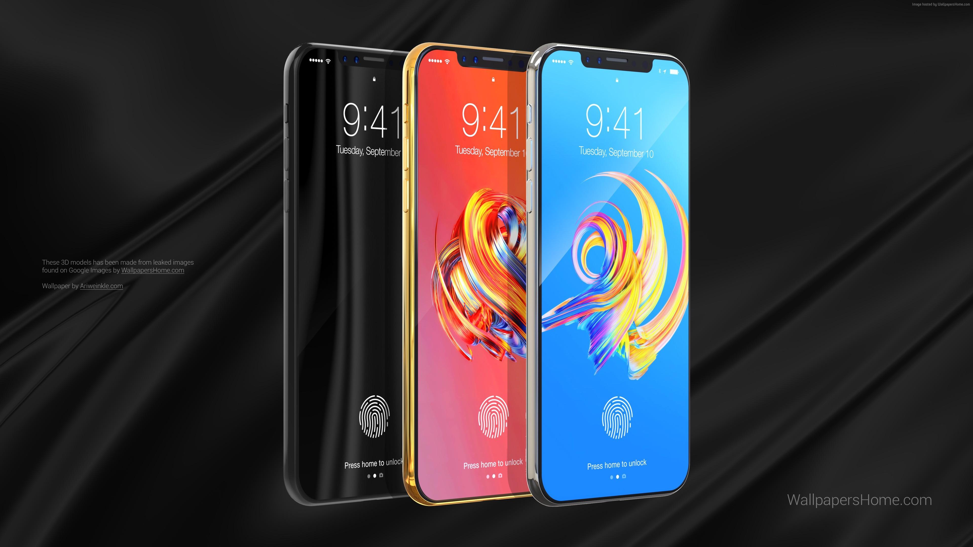 Bright Door Iphone X Hd 4k Wallpaper: 4K Tech Wallpaper (65+ Images