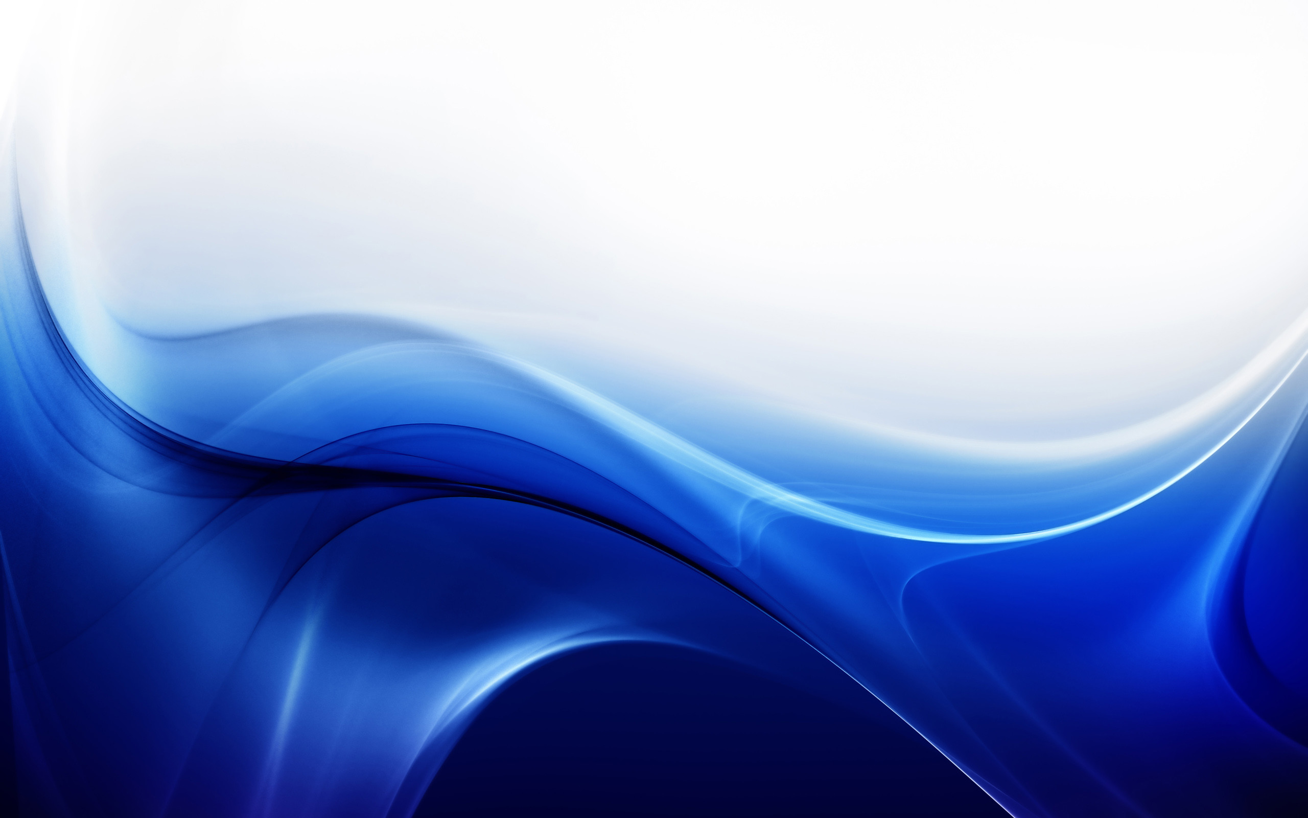 2560x1600 Blue Abstract Wallpaper 10