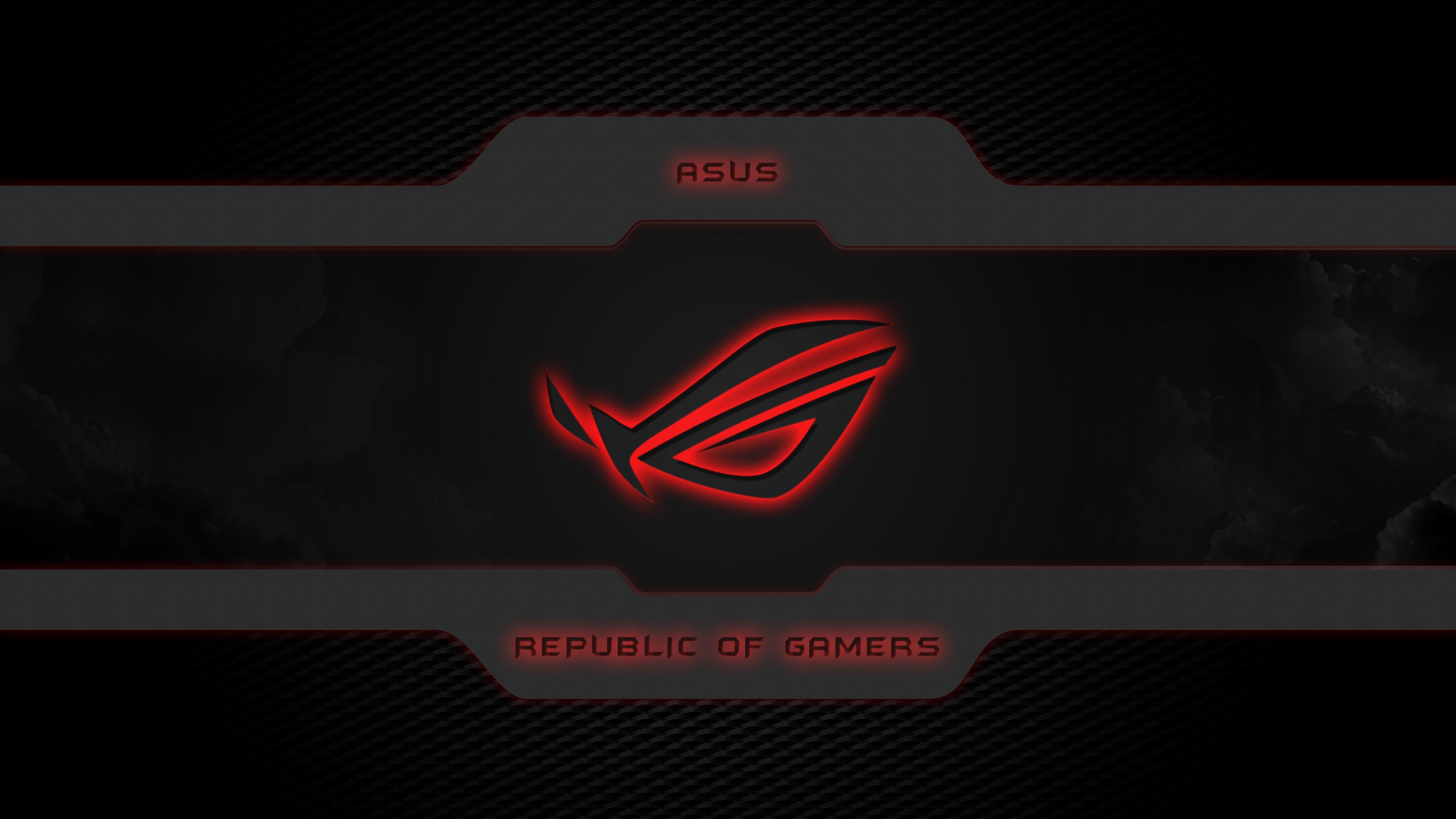 Rog Neon Logo 5k Hd Computer 4k Wallpapers Images: Asus Ultra HD 4K Wallpapers (62+ Images