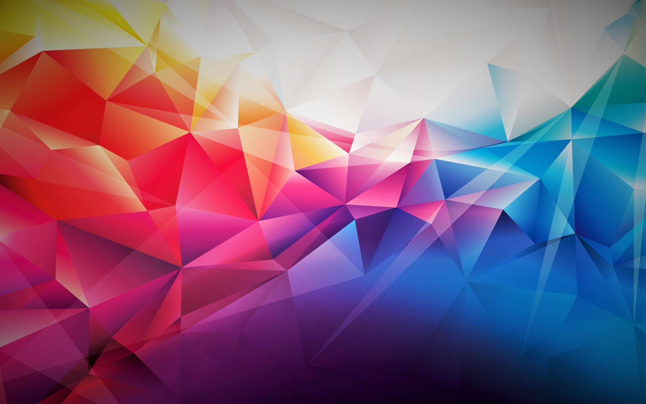 2560x1600 abstract, Blue, Yellow, Red, Pink, Purple, Orange, Colorful Wallpapers HD /  Desktop and Mobile Backgrounds