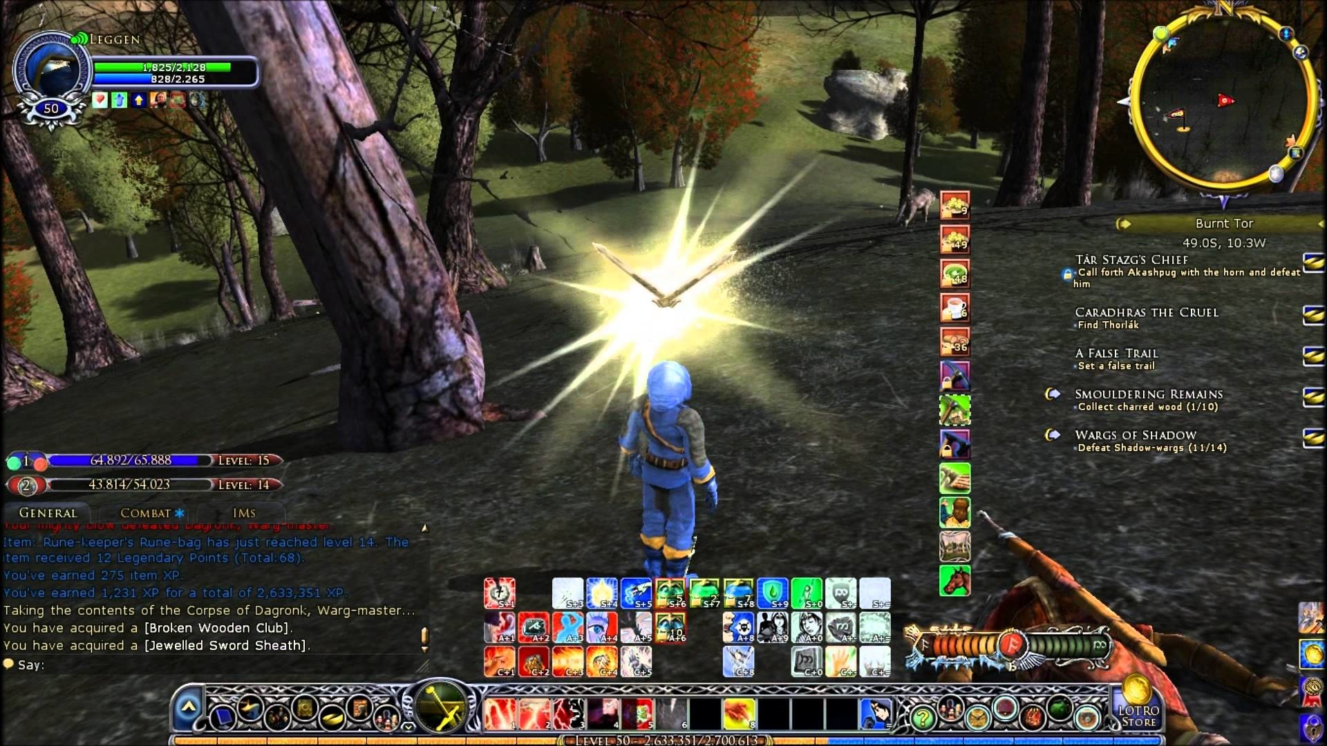 1920x1080 LOTRO - Rune Keeper Gameplay (Level 50) [Lord of the Rings Online Gameplay]  - YouTube