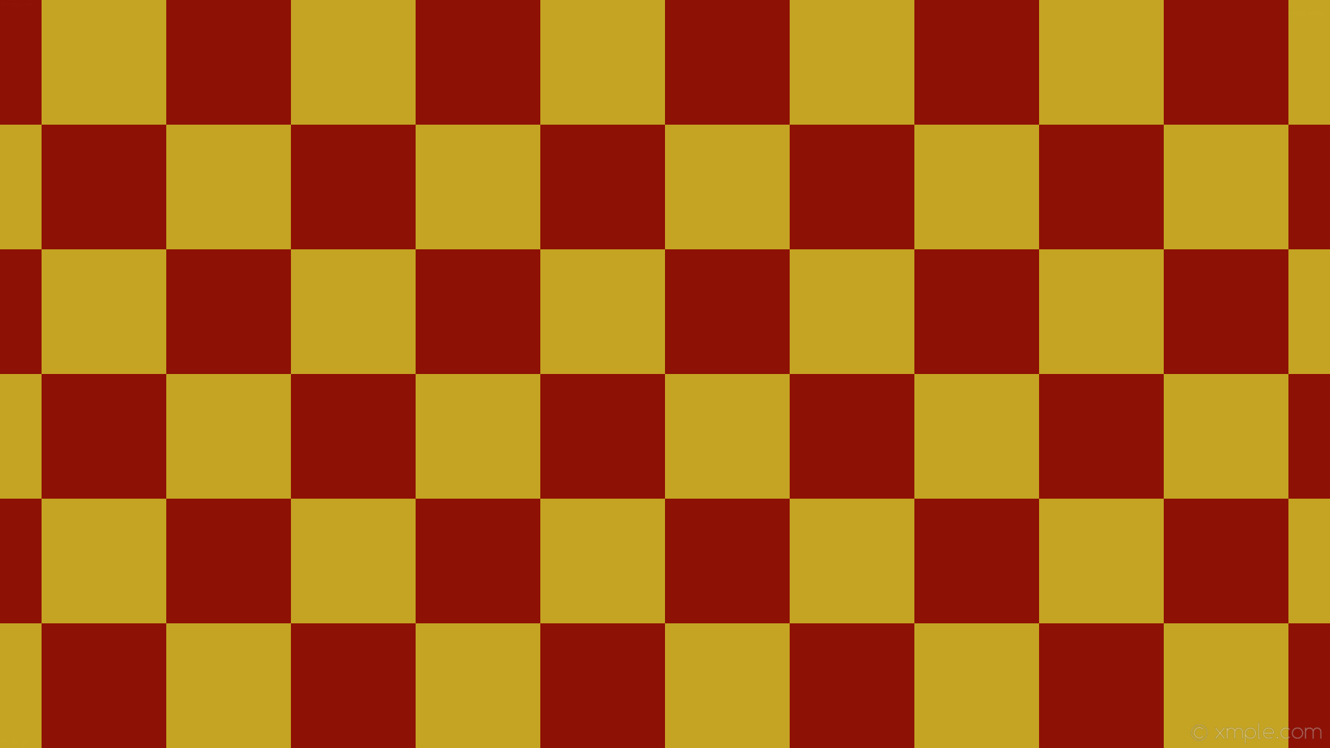 1920x1080 wallpaper squares red checkered yellow #c6a423 #8d1105 diagonal 0° 180px