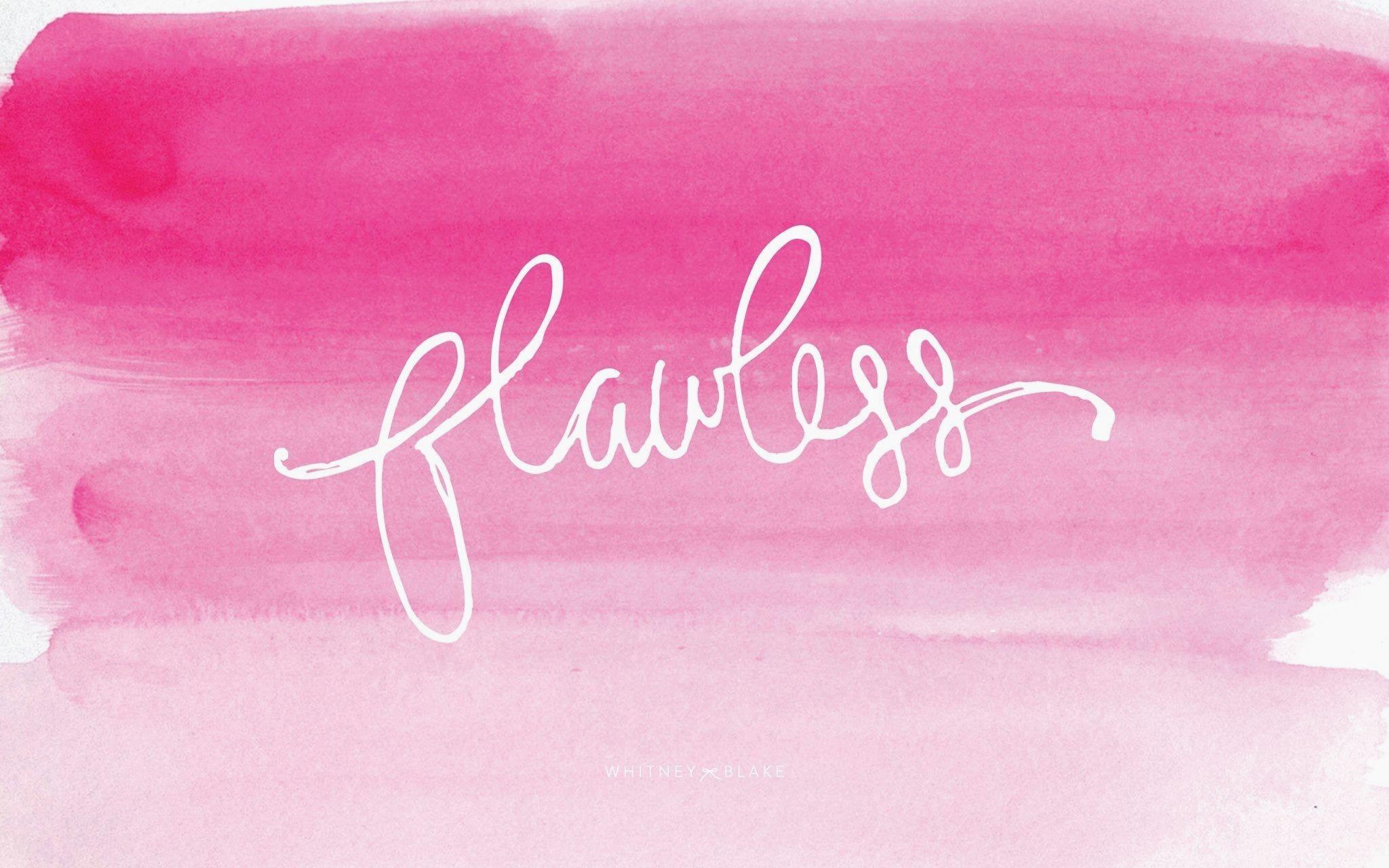 Wallpaper Laptop Tumblr Pink Hd